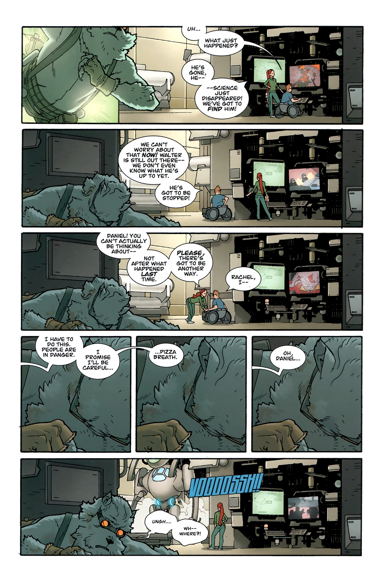 Read online Science Dog Special comic -  Issue #2 - 11