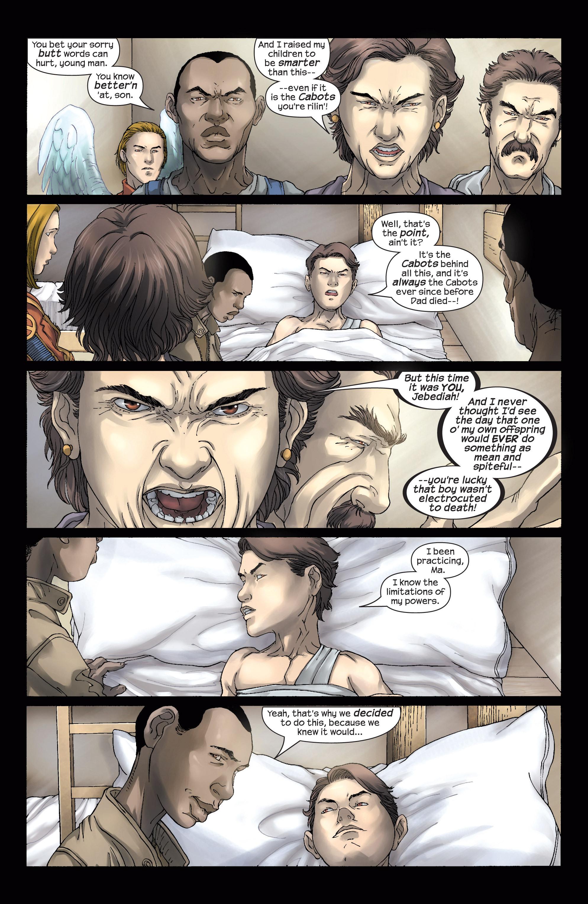 Read online Uncanny X-Men (1963) comic -  Issue #437 - 15