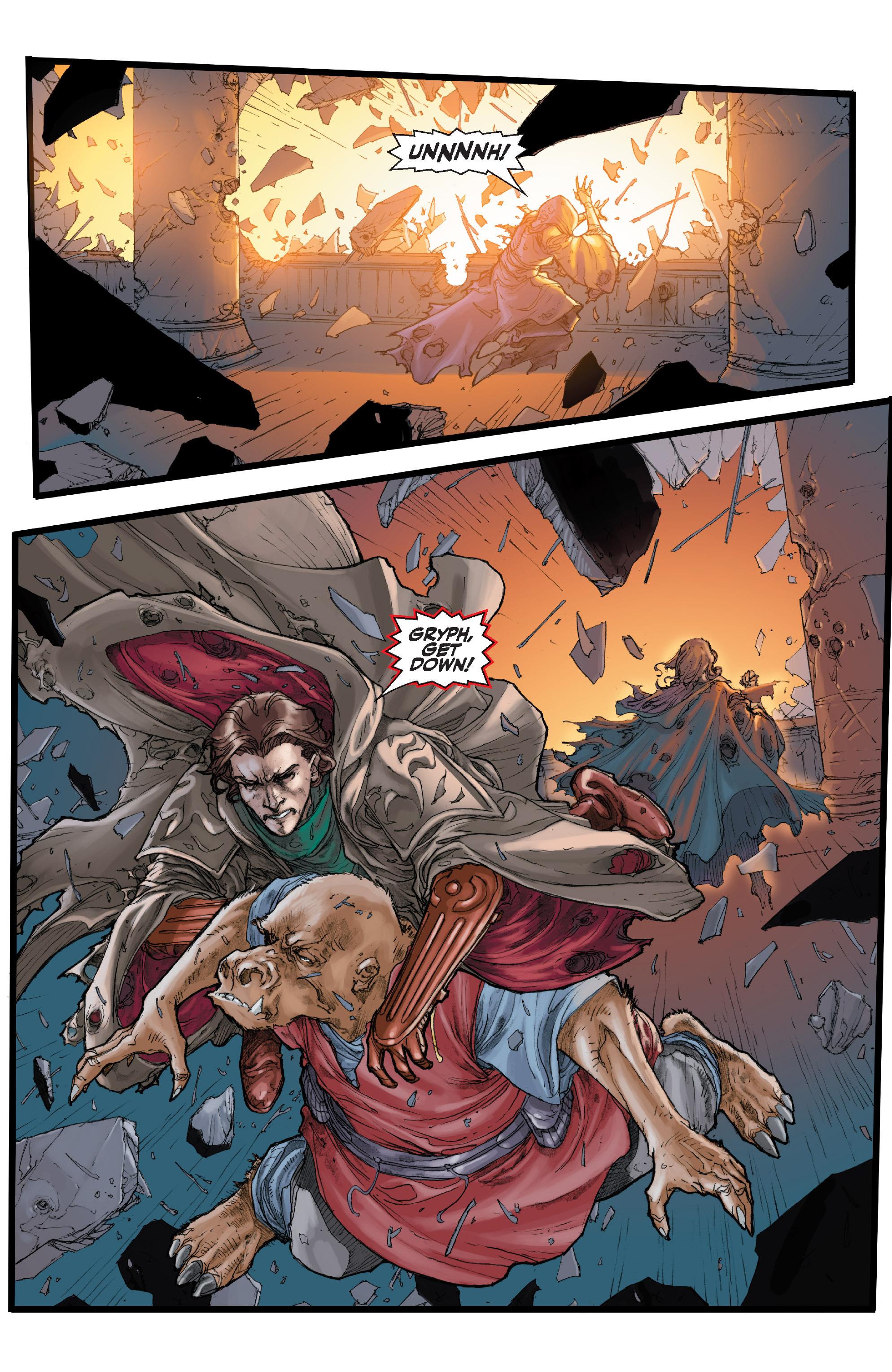 Read online Star Wars Omnibus comic -  Issue # Vol. 32 - 324