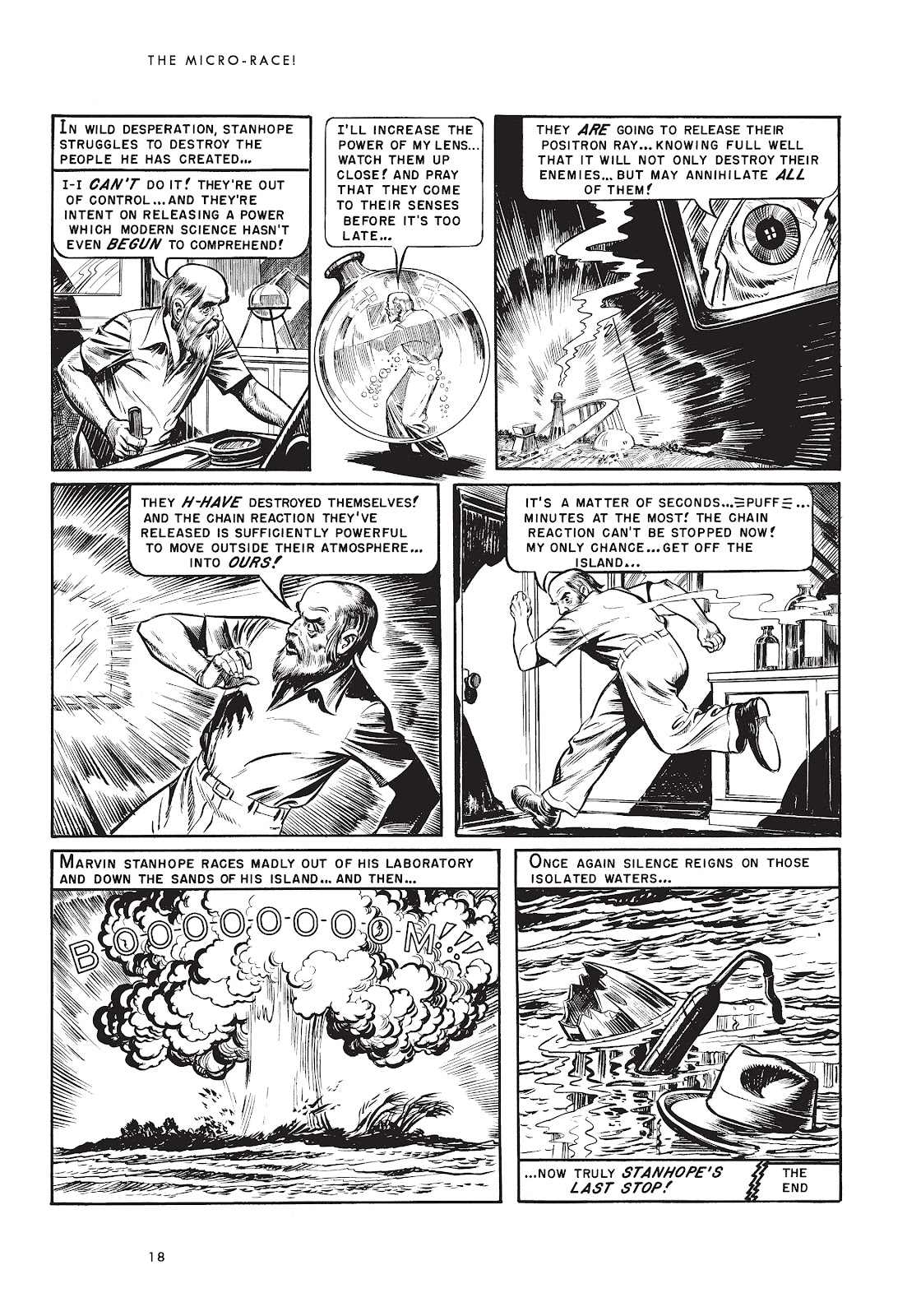Read online The Martian Monster and Other Stories comic -  Issue # TPB (Part 1) - 33