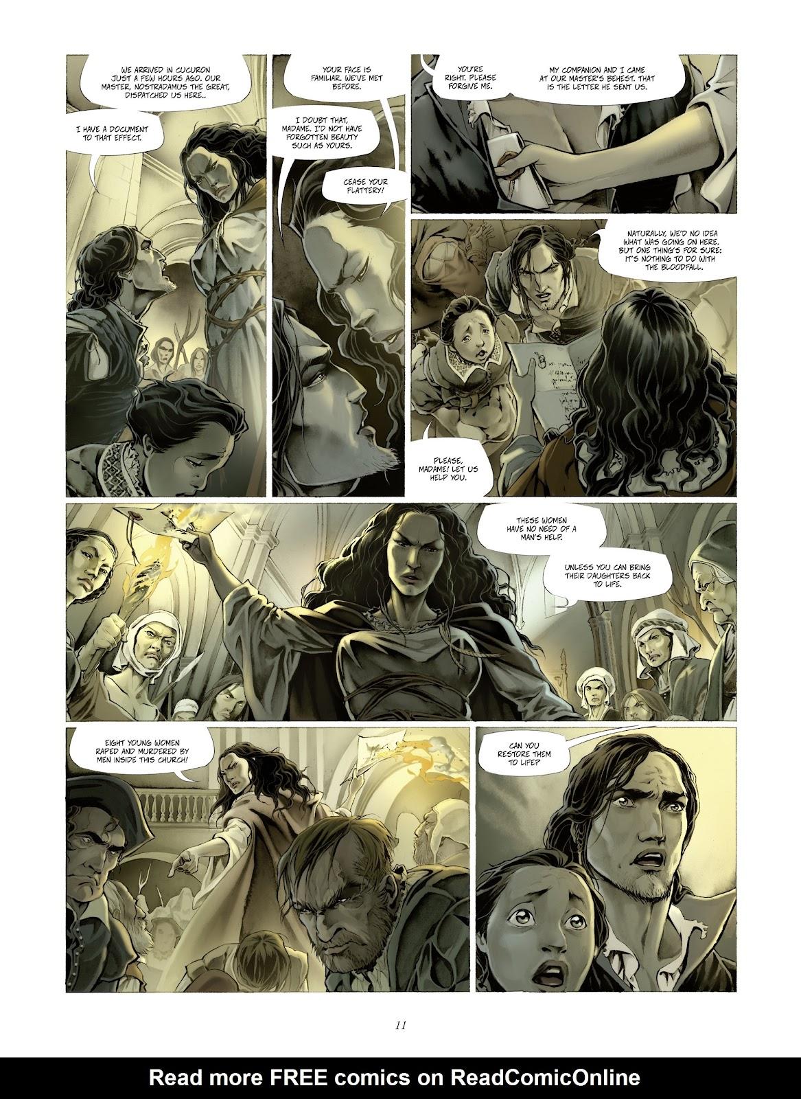 Read online Arthus Trivium comic -  Issue #4 - 13