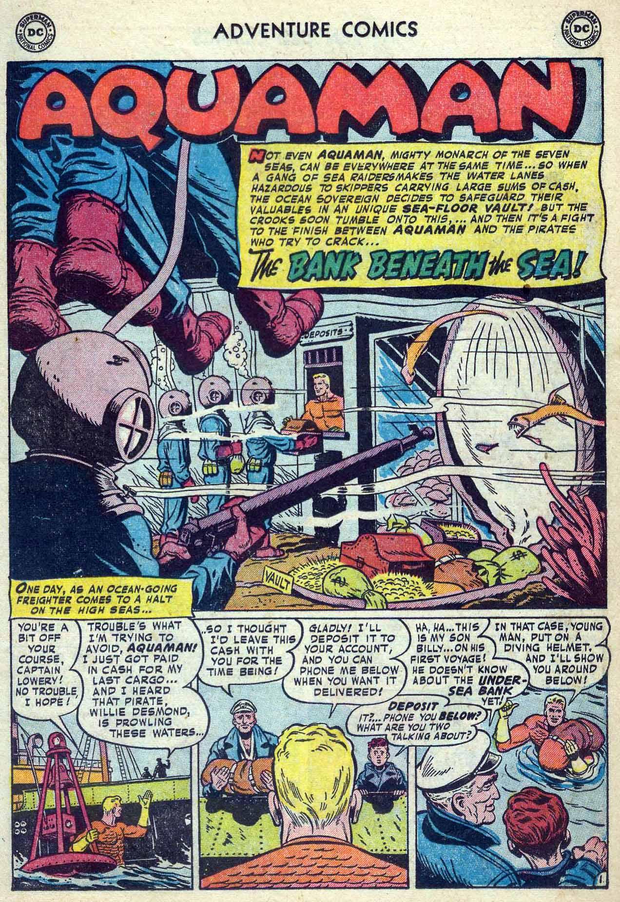 Read online Adventure Comics (1938) comic -  Issue #180 - 17