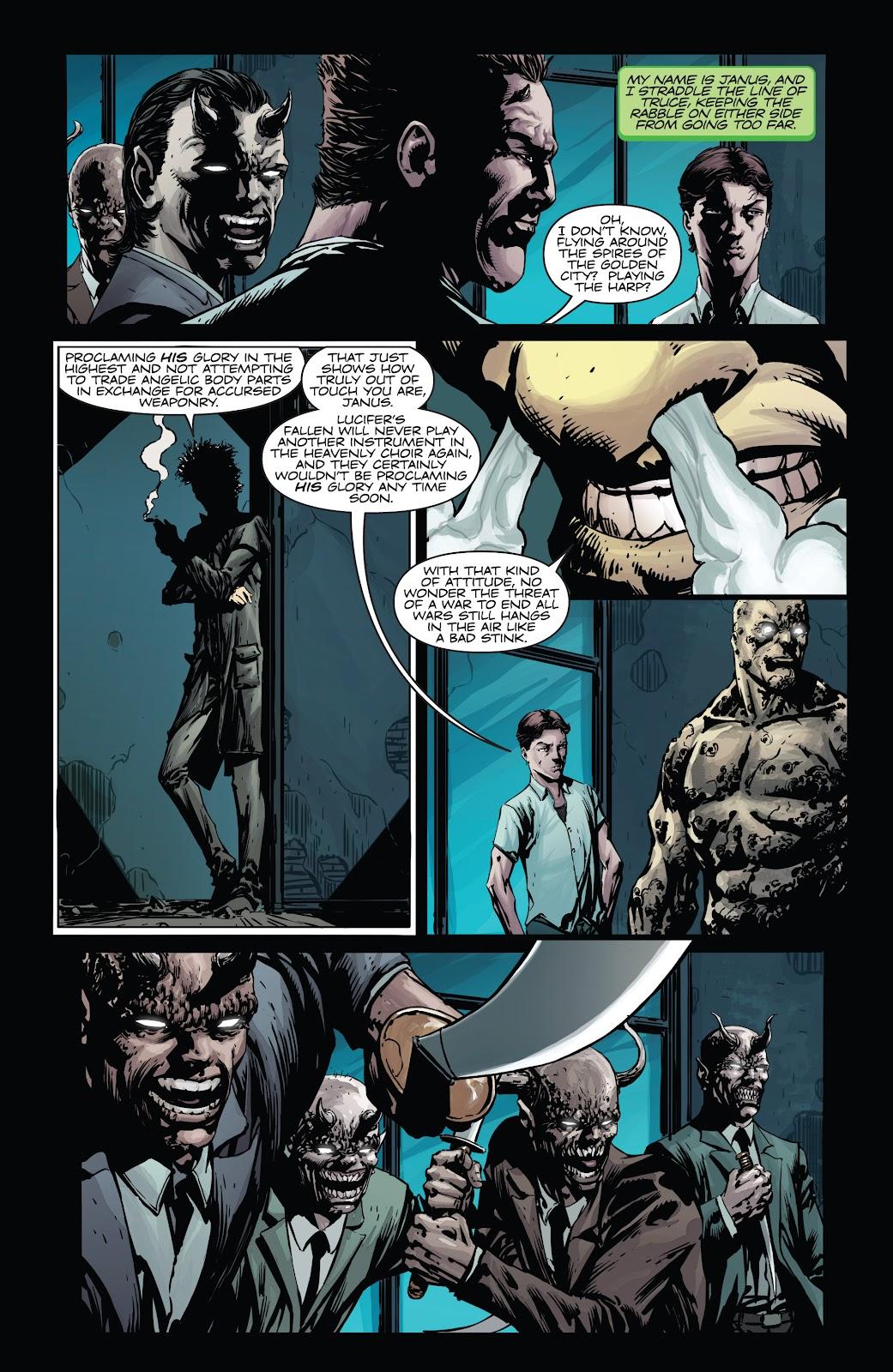 Read online Vampirella Strikes comic -  Issue #1 - 19
