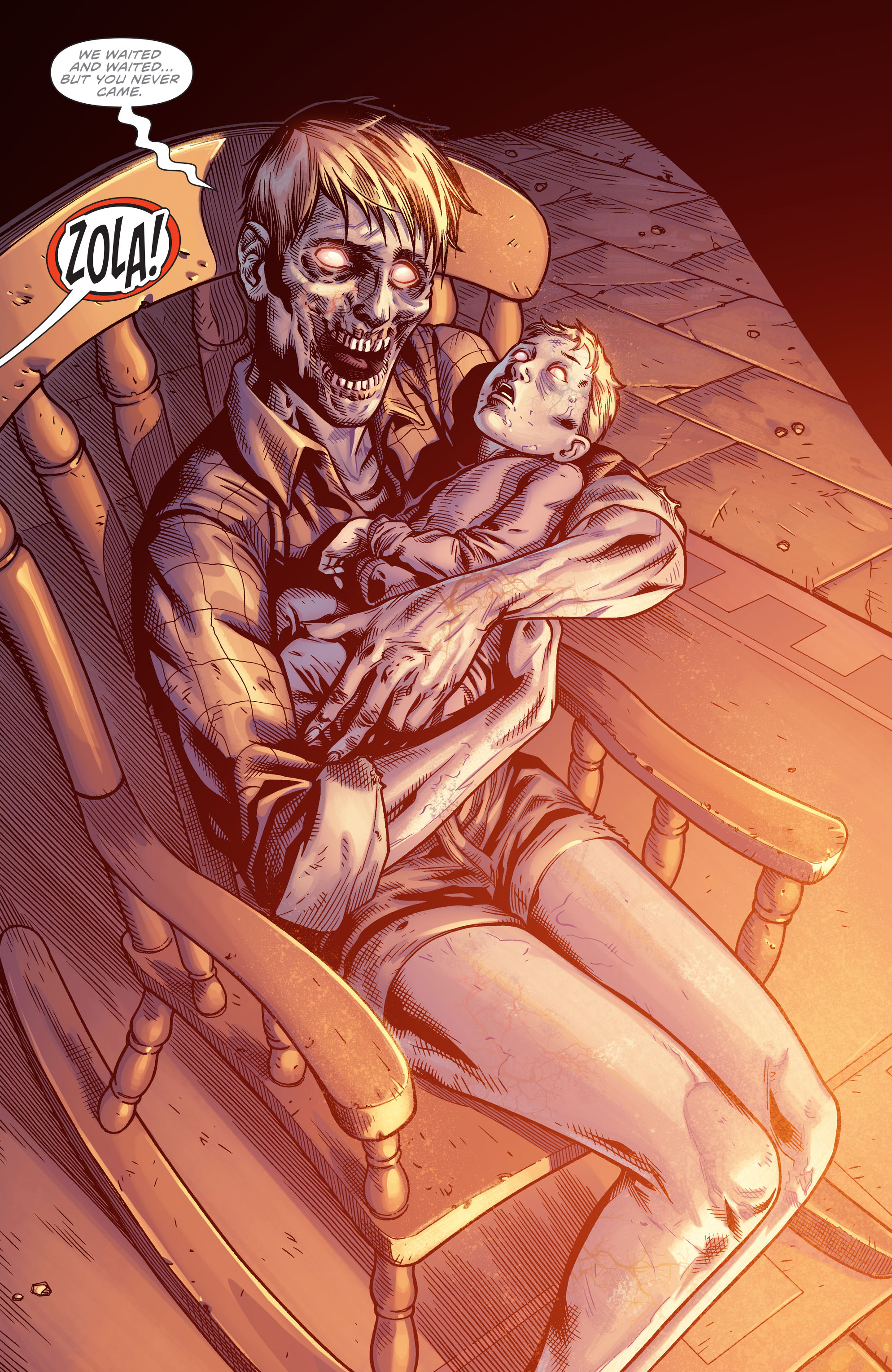 Read online Wonder Woman (2011) comic -  Issue #51 - 8