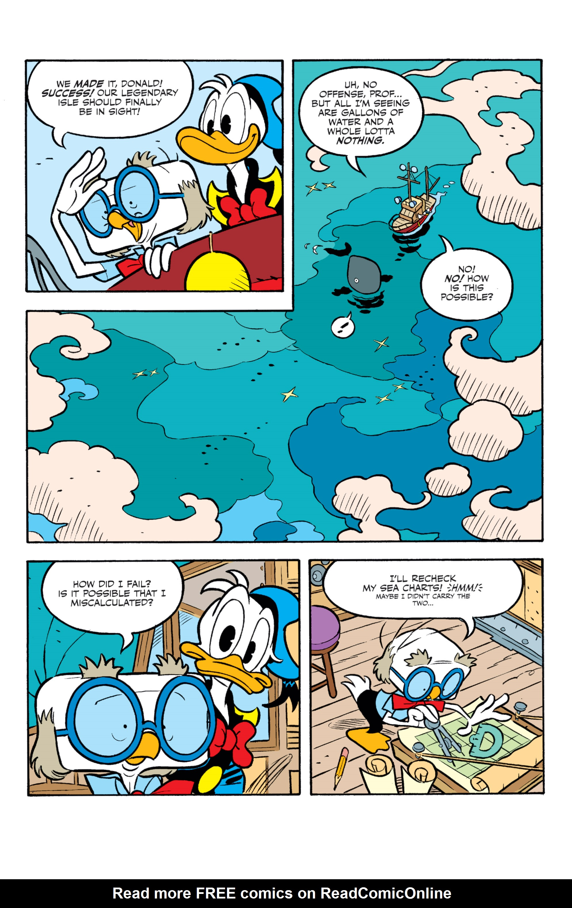 Read online Donald Duck (2015) comic -  Issue #21 - 4