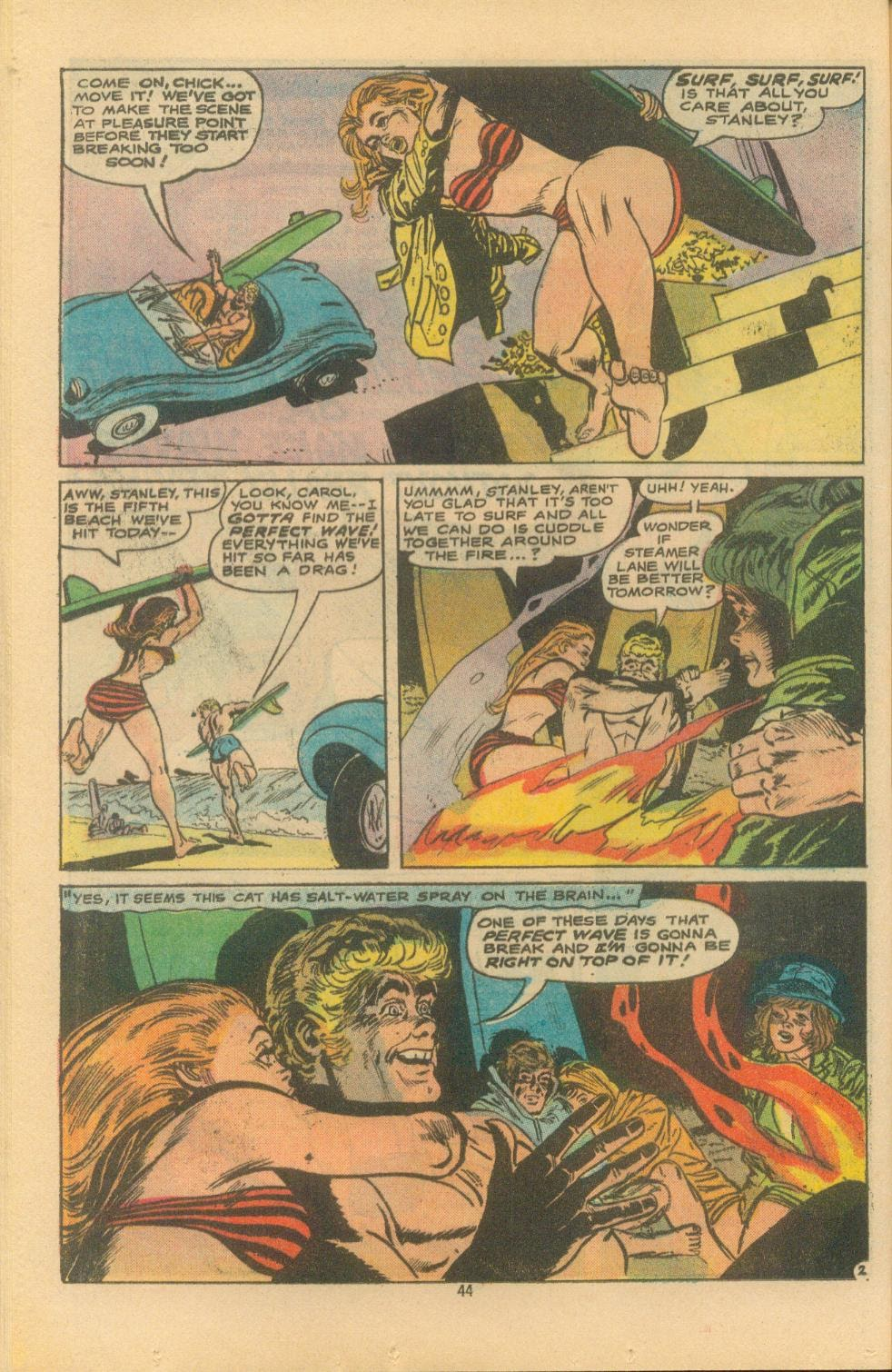 The Witching Hour (1969) issue 38 - Page 46
