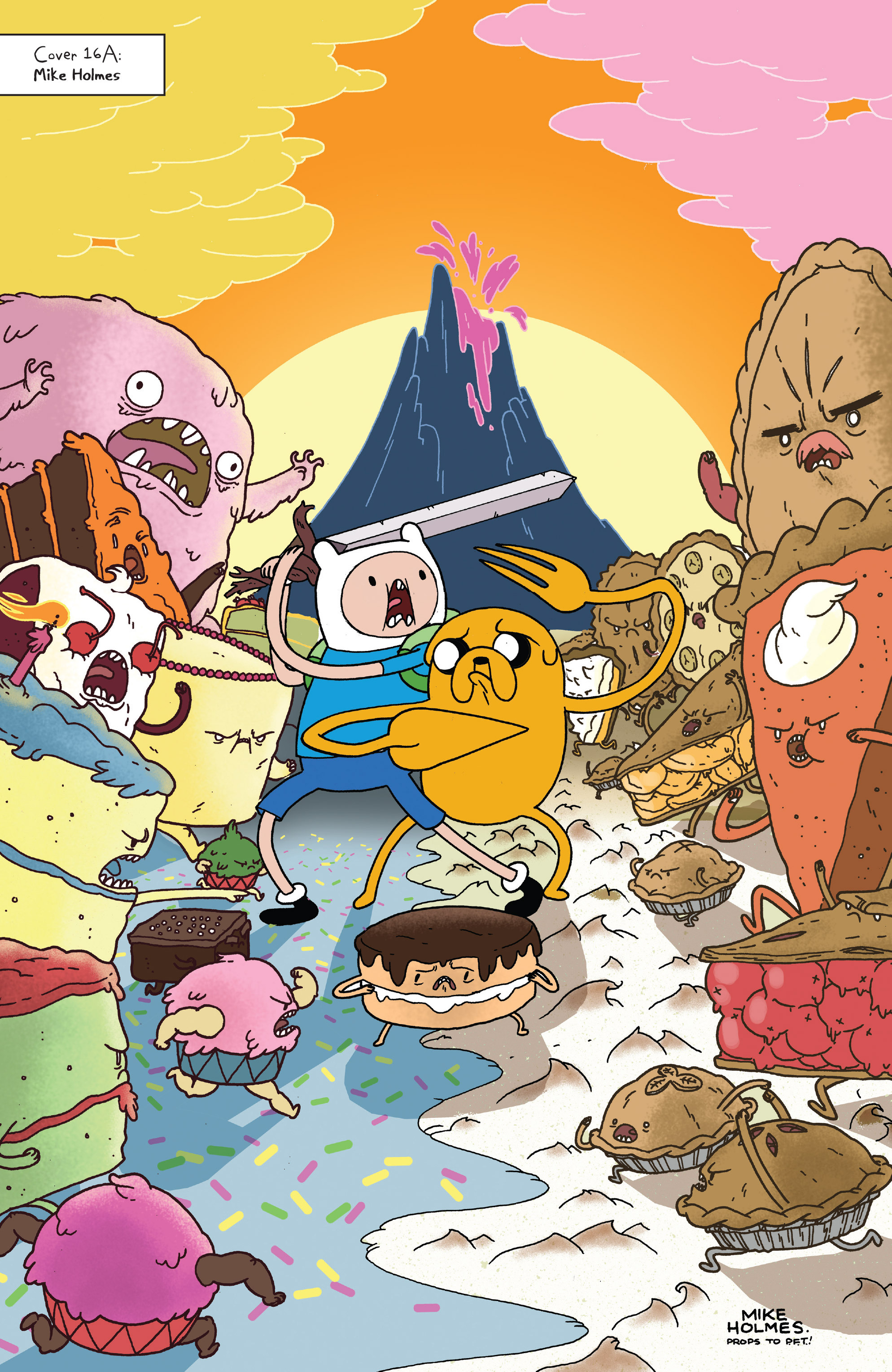 Read online Adventure Time comic -  Issue #Adventure Time _TPB 4 - 105