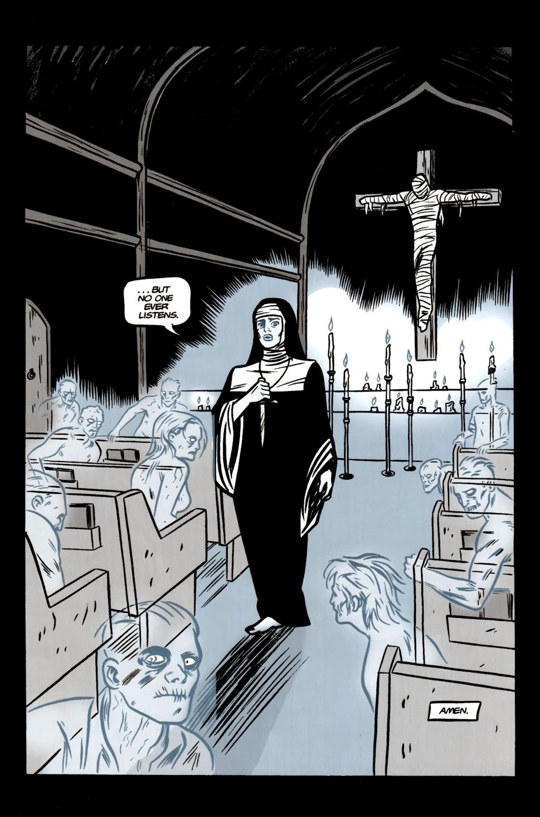 Read online Feeders comic -  Issue # Full - 6