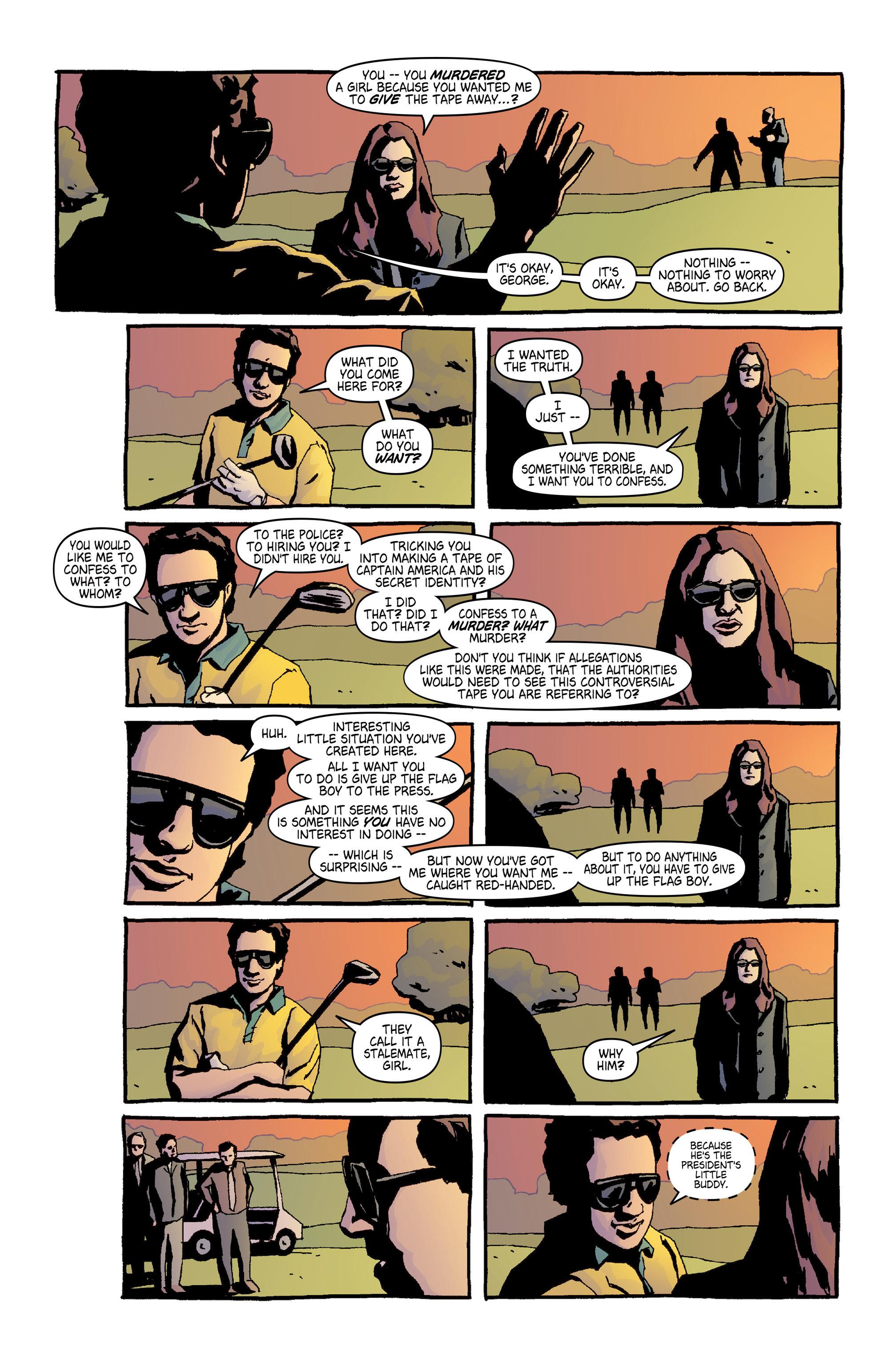 Read online Alias comic -  Issue #5 - 11