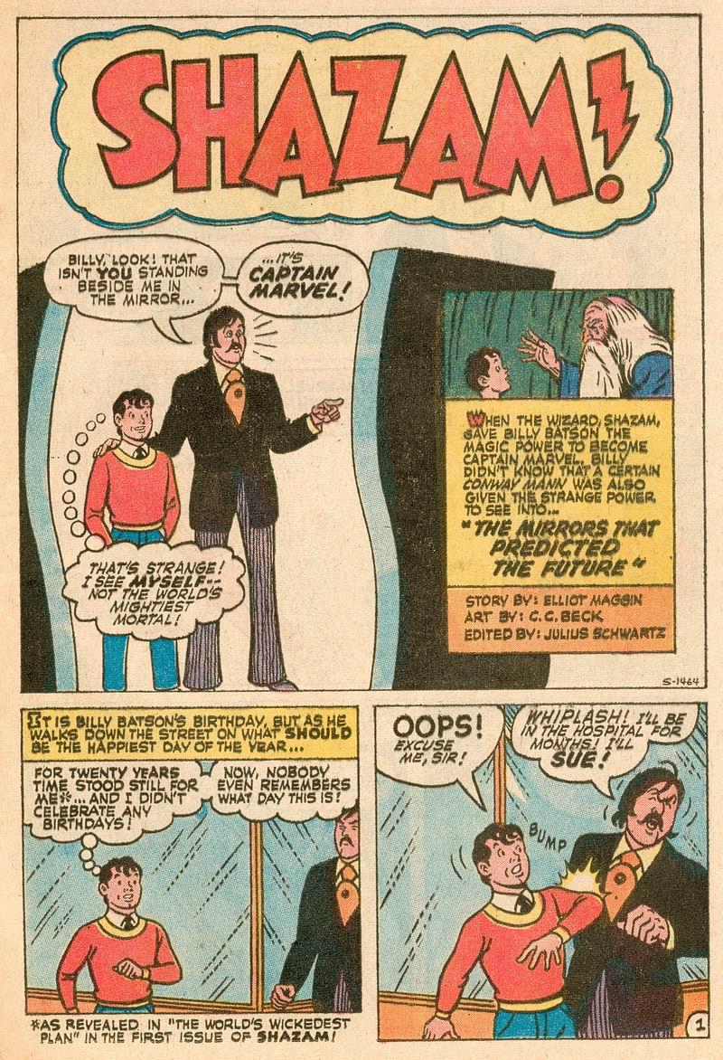 Read online Shazam! (1973) comic -  Issue #4 - 10