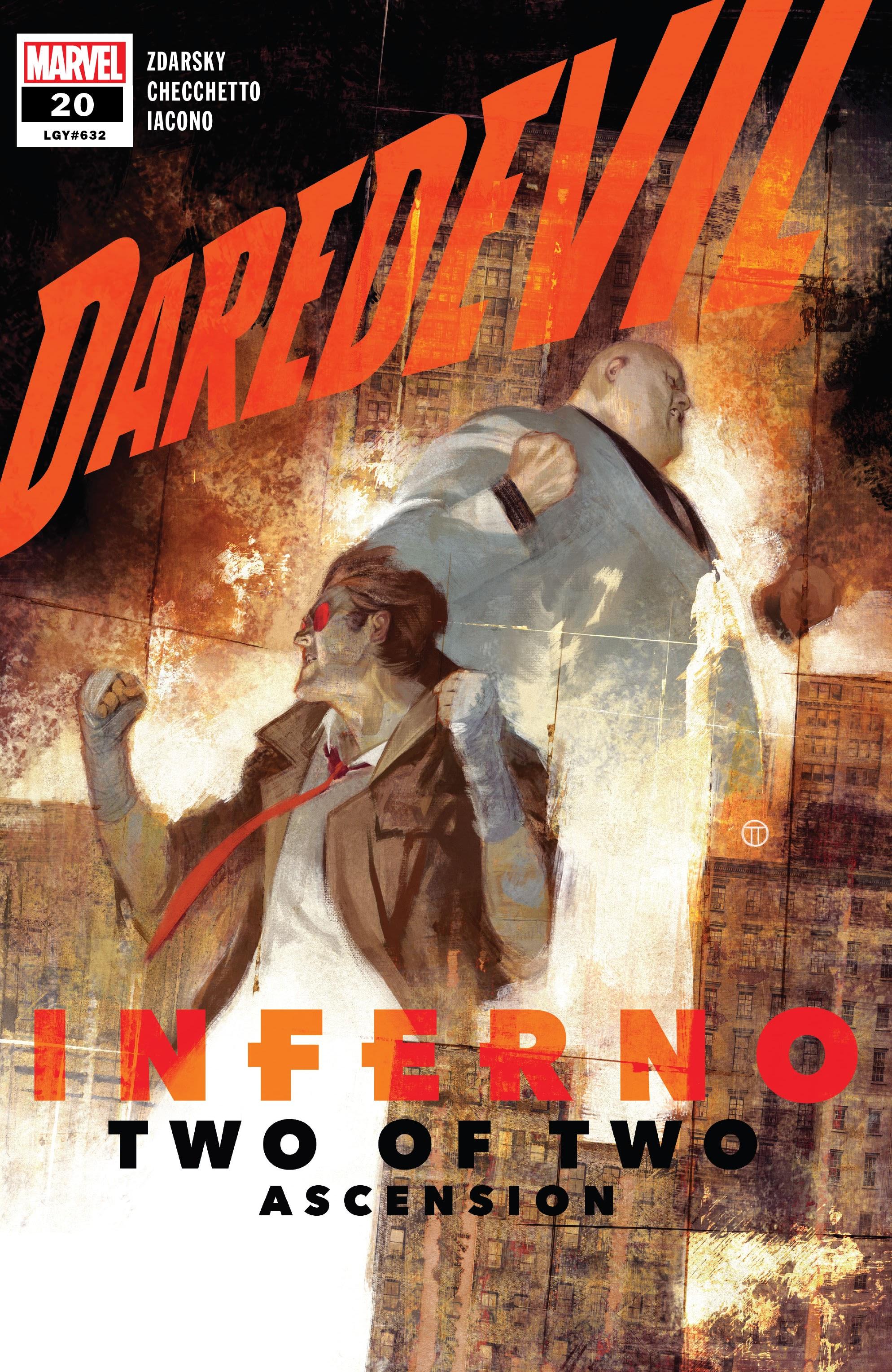 Daredevil (2019) 20 Page 1