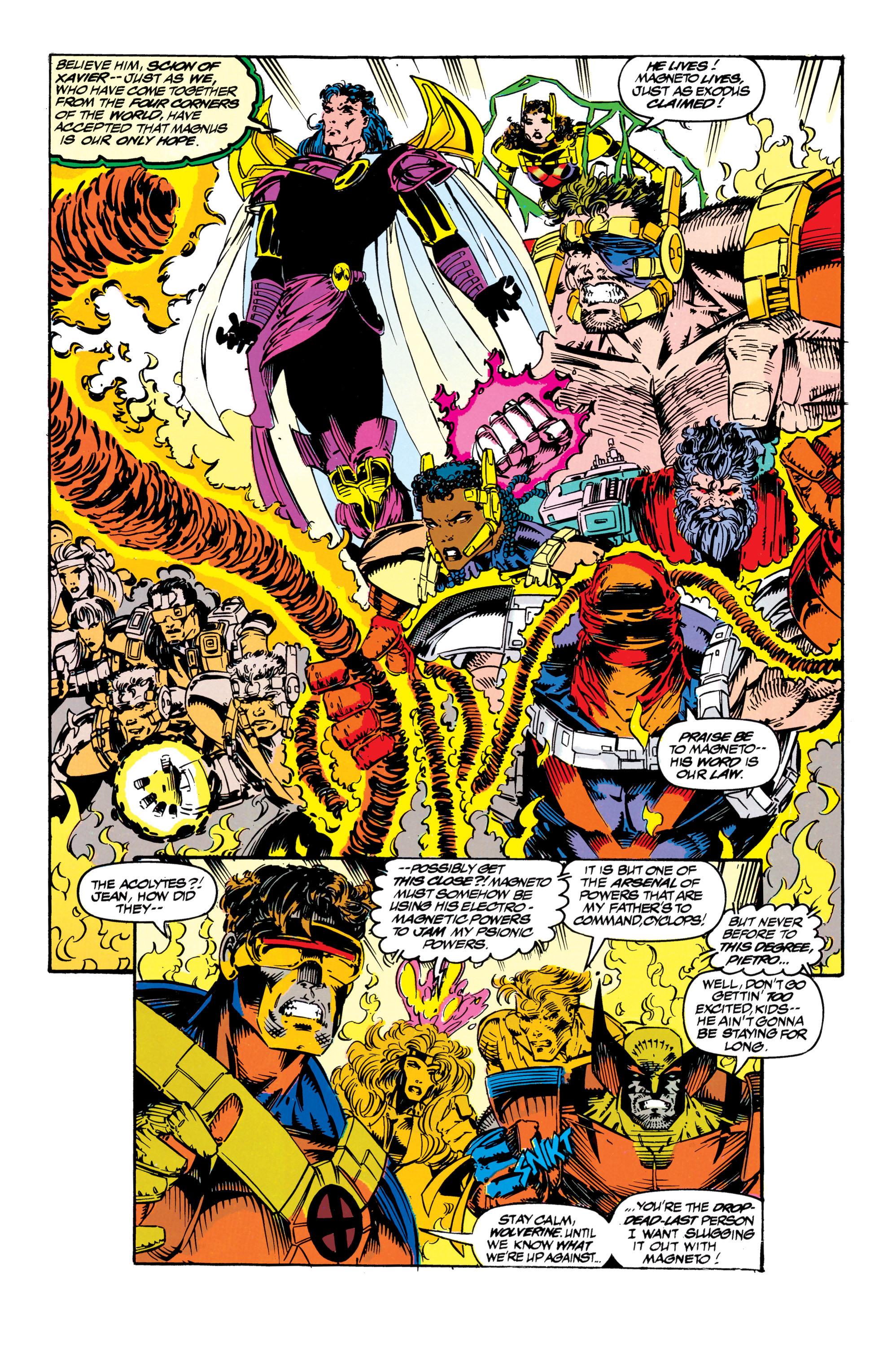 Read online Uncanny X-Men (1963) comic -  Issue #304 - 28