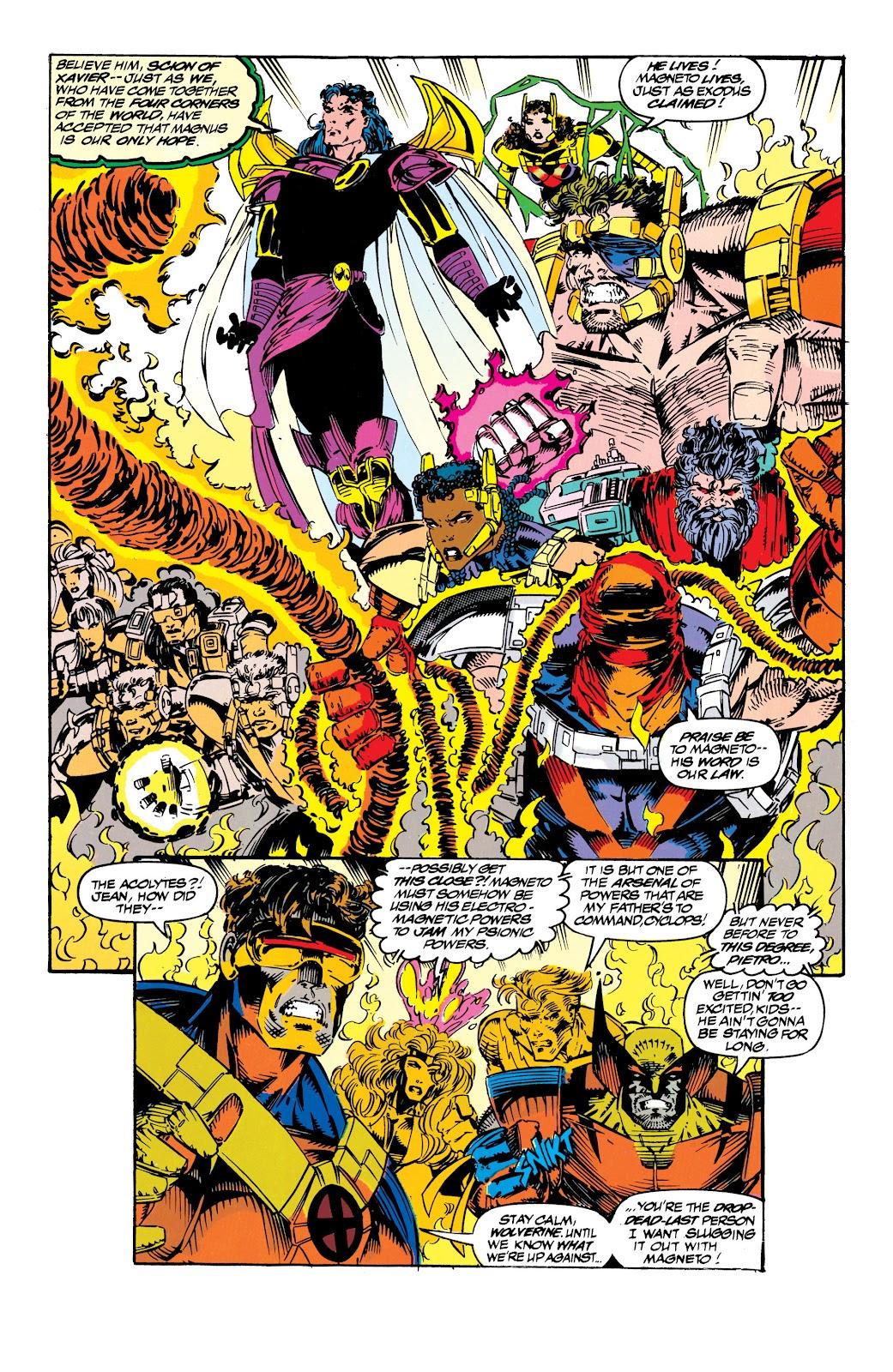 Uncanny X-Men (1963) issue 304 - Page 28