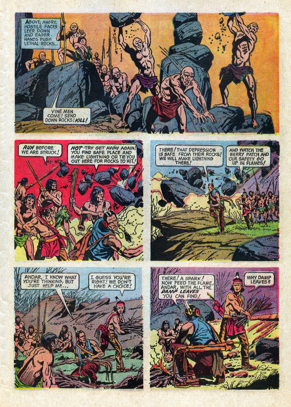 Read online Turok, Son of Stone comic -  Issue #61 - 29
