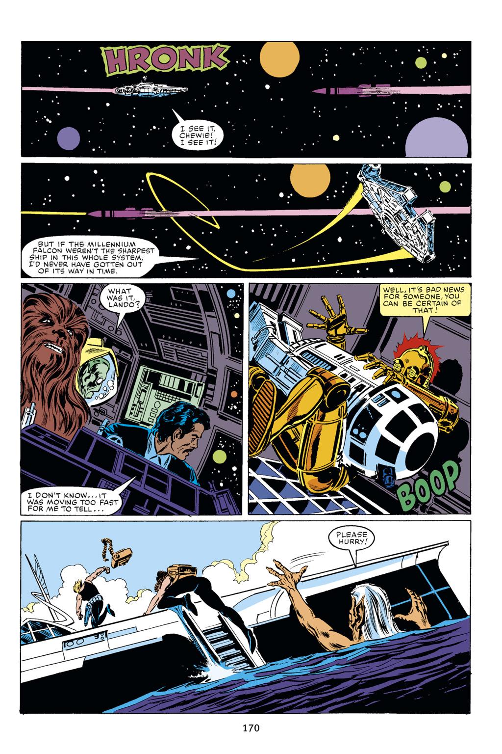 Read online Star Wars Omnibus comic -  Issue # Vol. 18 - 159