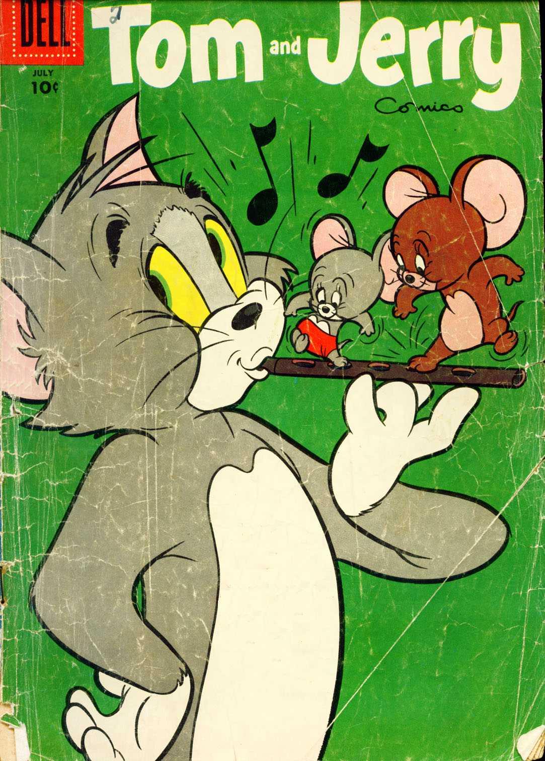 Tom & Jerry Comics 144 Page 1