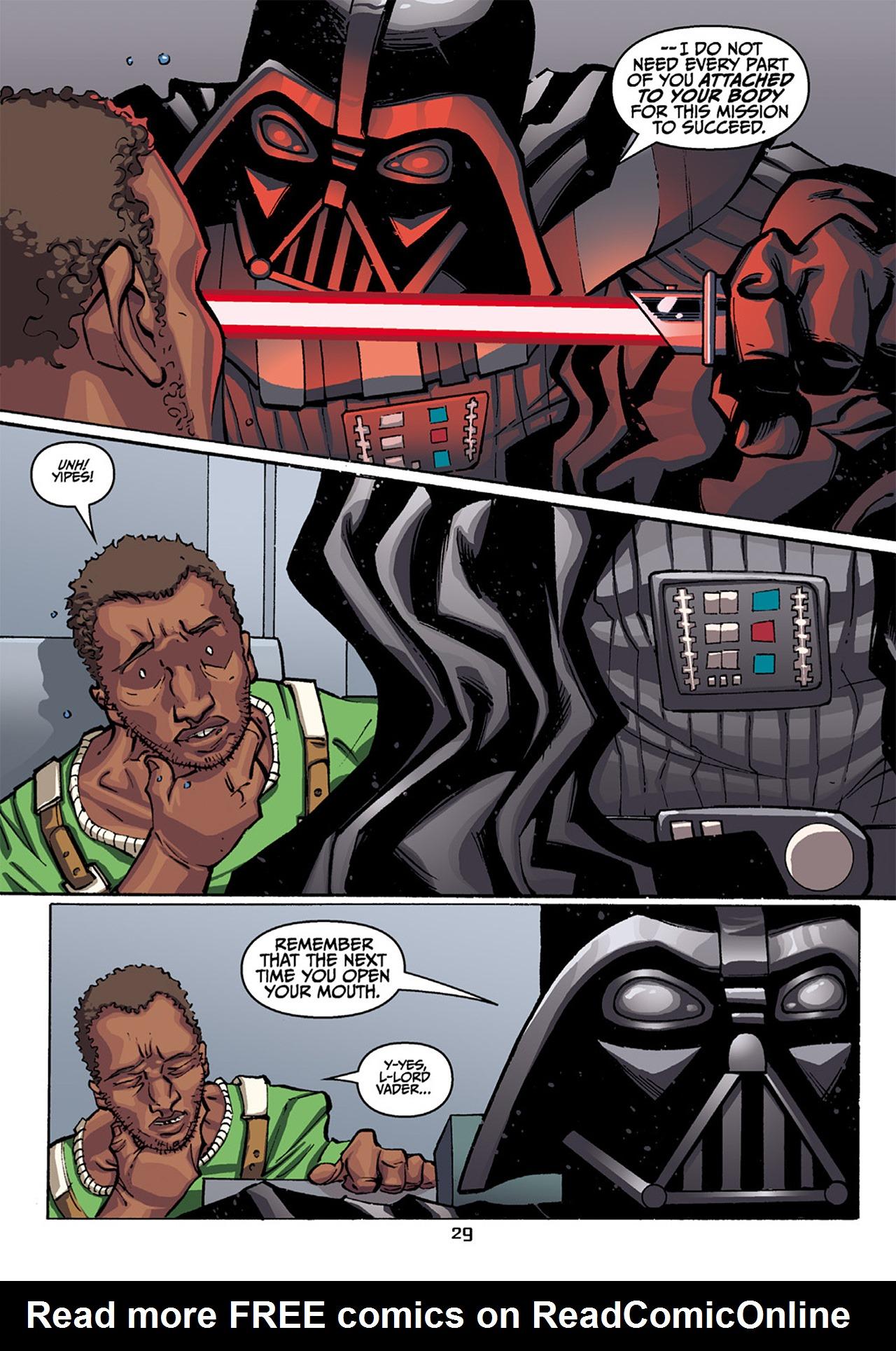 Read online Star Wars Omnibus comic -  Issue # Vol. 33 - 269