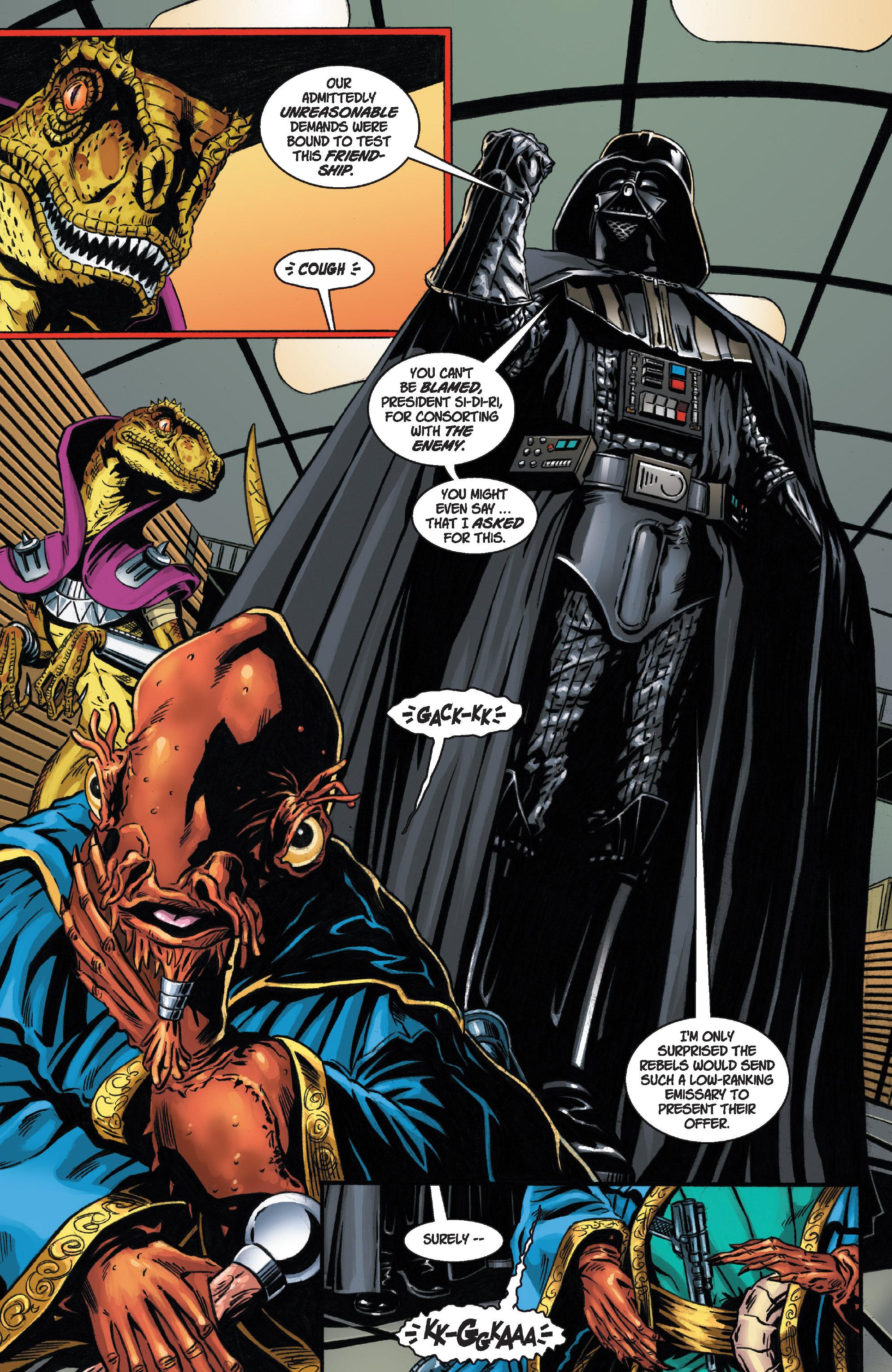 Read online Star Wars Omnibus comic -  Issue # Vol. 17 - 395