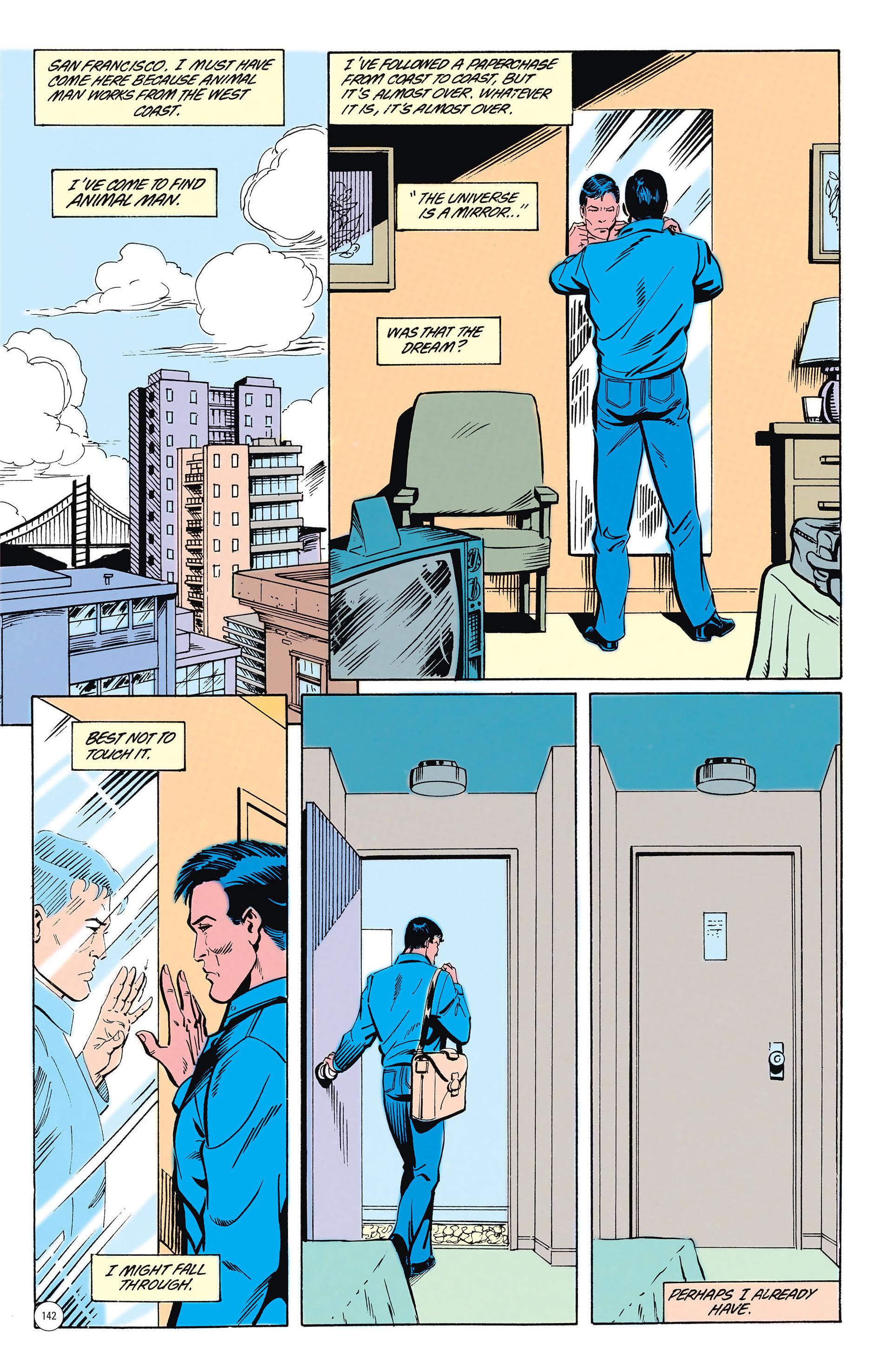 Read online Animal Man (1988) comic -  Issue #14 - 19