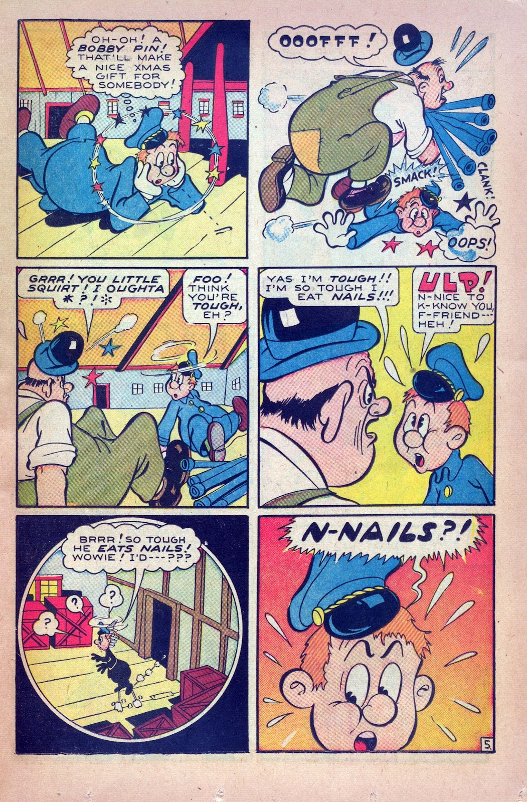 Read online Joker Comics comic -  Issue #18 - 15