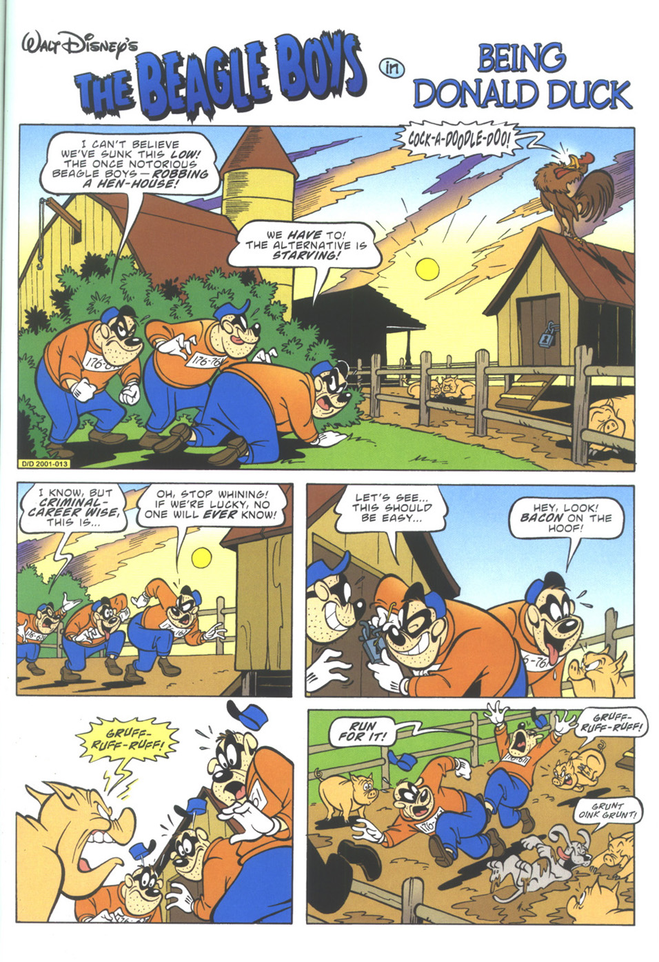 Read online Uncle Scrooge (1953) comic -  Issue #343 - 39
