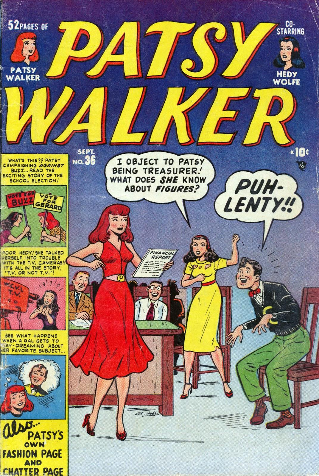 Patsy Walker 36 Page 1