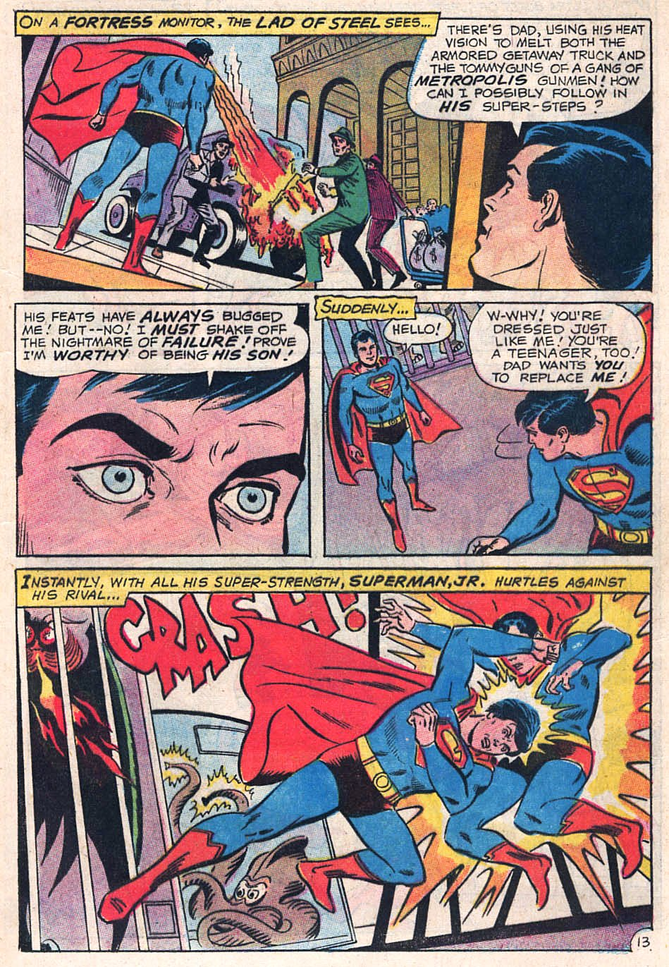 Read online Action Comics (1938) comic -  Issue #391 - 17