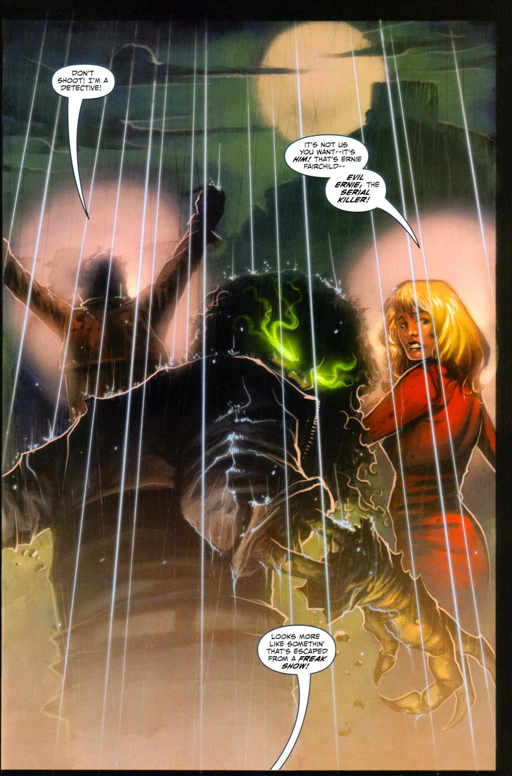 Read online Evil Ernie in Santa Fe comic -  Issue #3 - 3