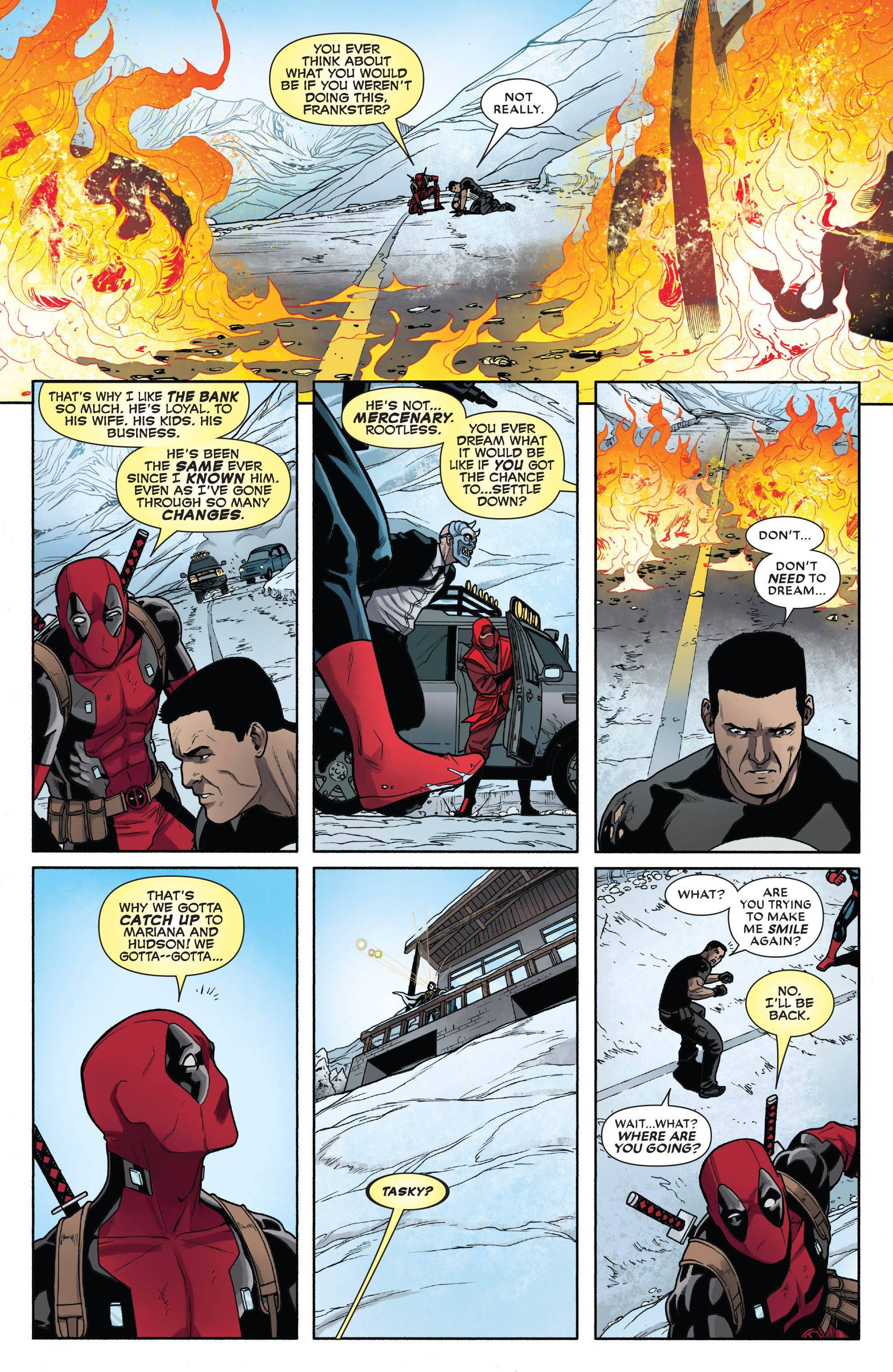 Read online Deadpool vs. The Punisher comic -  Issue #3 - 12