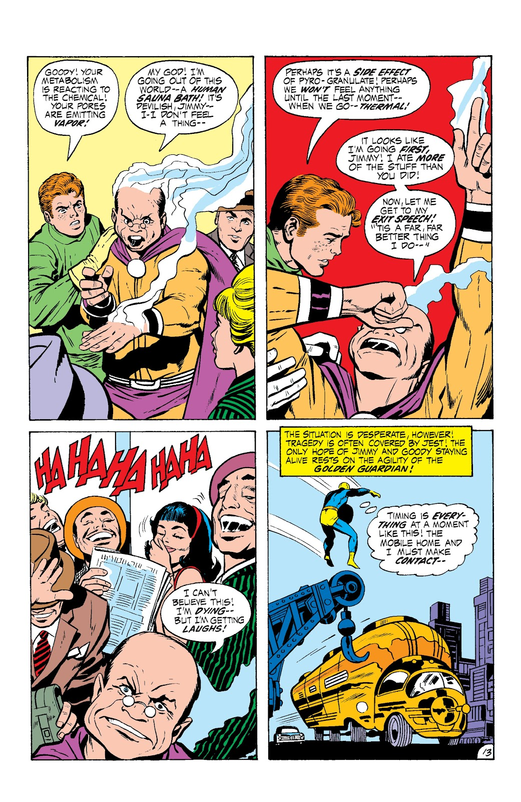 Read online Superman's Pal, Jimmy Olsen by Jack Kirby comic -  Issue # TPB (Part 2) - 80