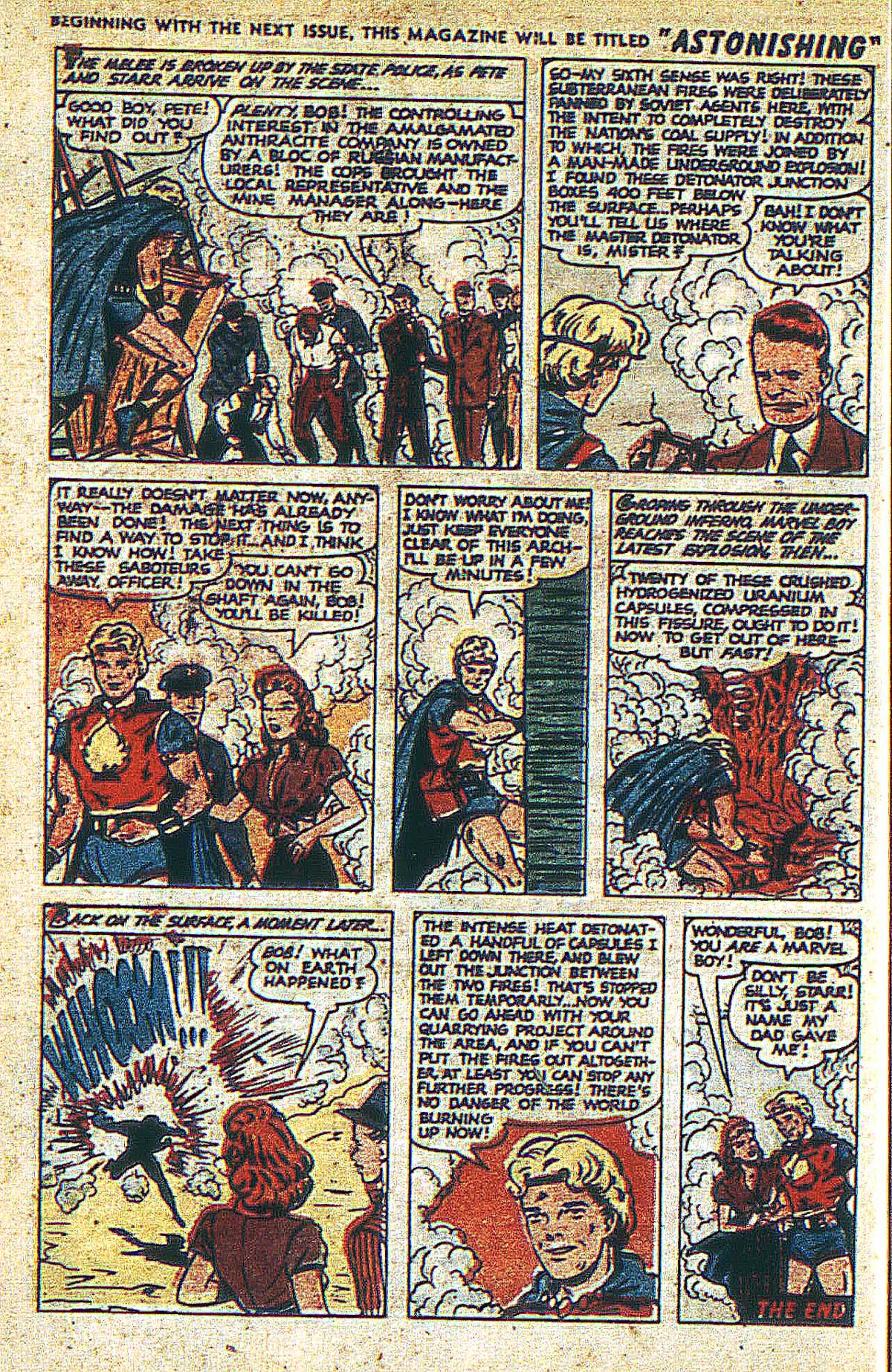 Read online Marvel Boy (1950) comic -  Issue #2 - 17