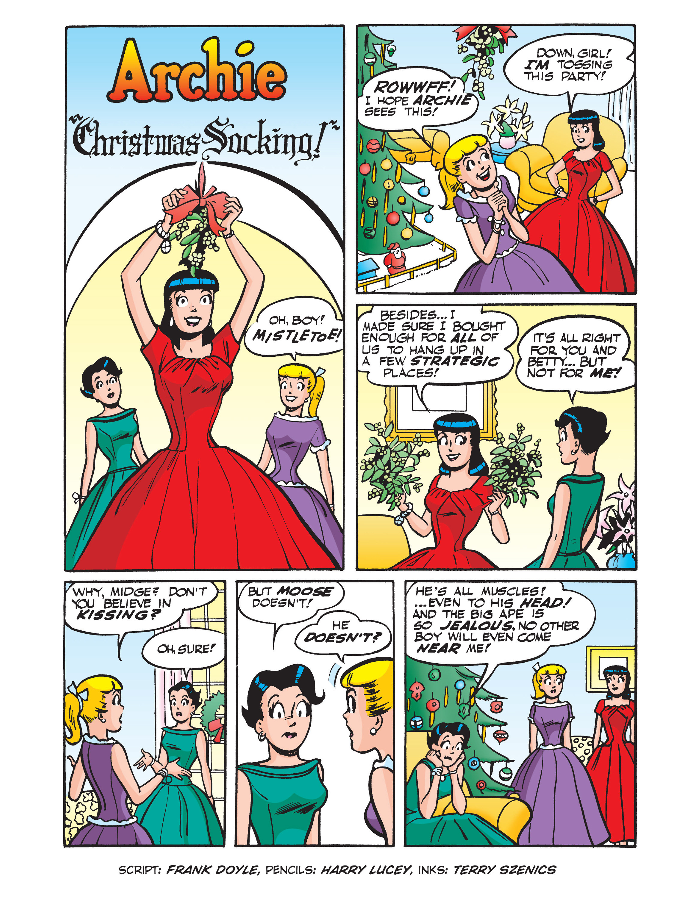 Read online Archie Comics Super Special comic -  Issue #7 - 3