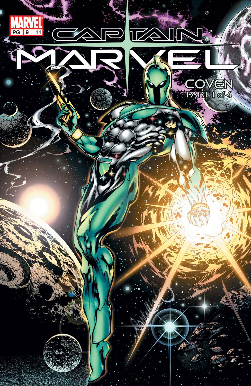 Captain Marvel (2002) Issue #9 #9 - English 1