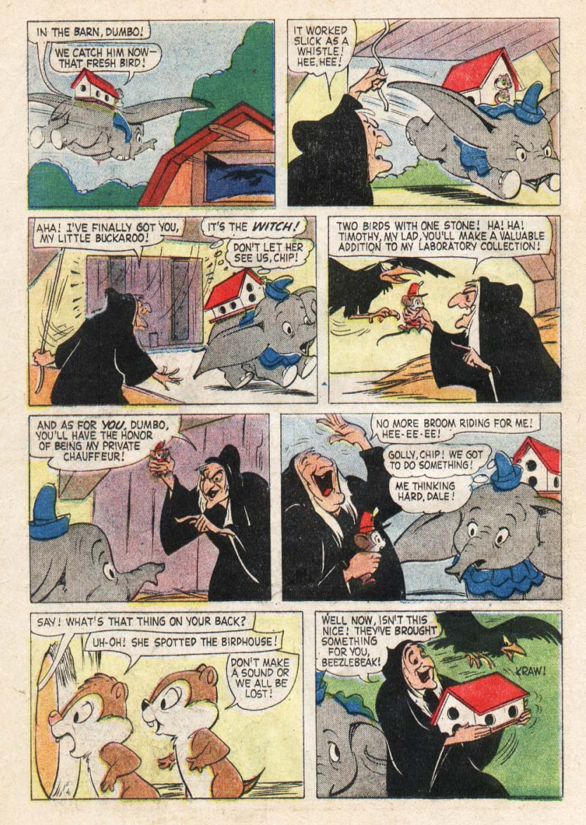 Walt Disney's Comics and Stories issue 241 - Page 22