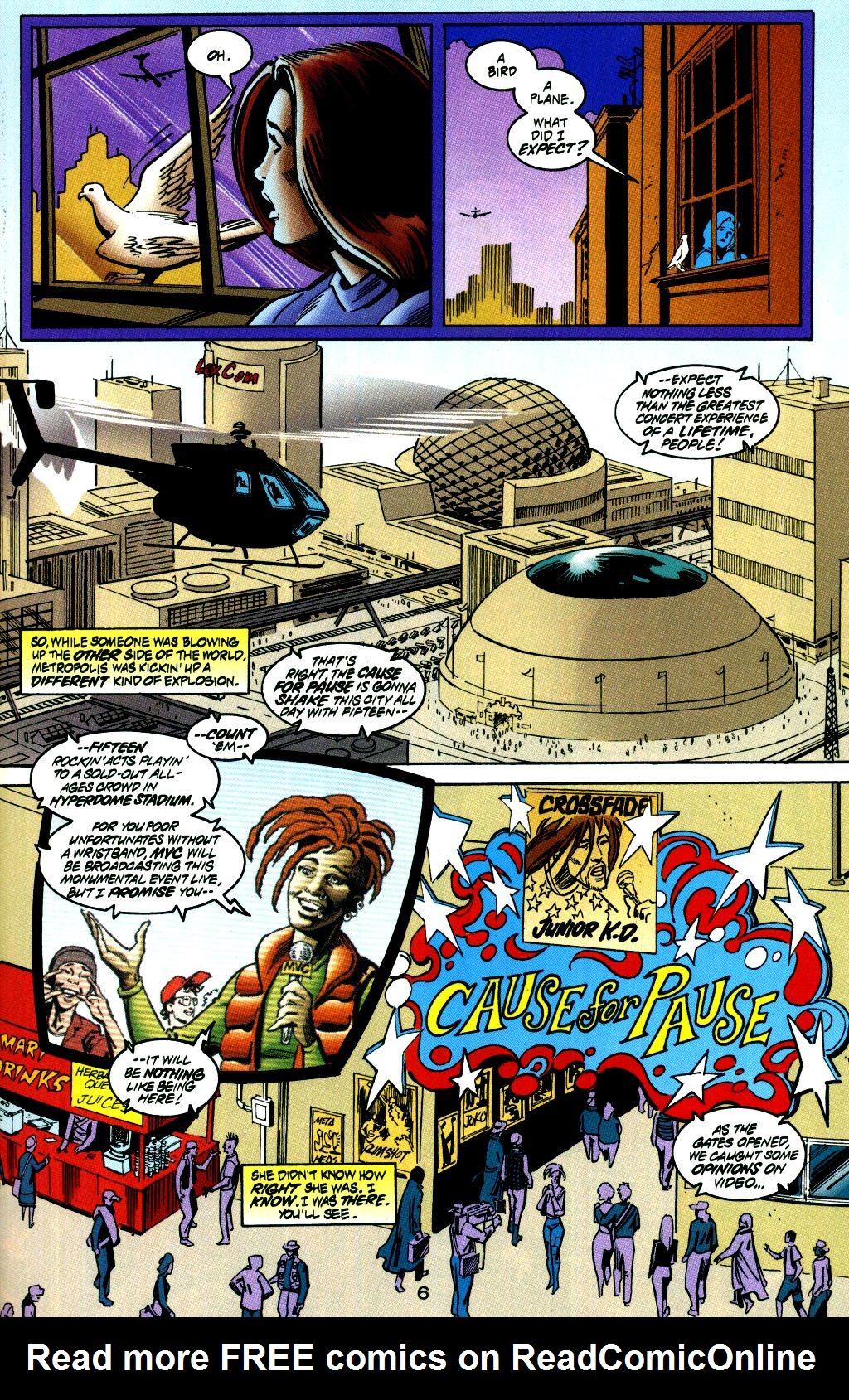 Read online Supermen of America comic -  Issue # Full - 7