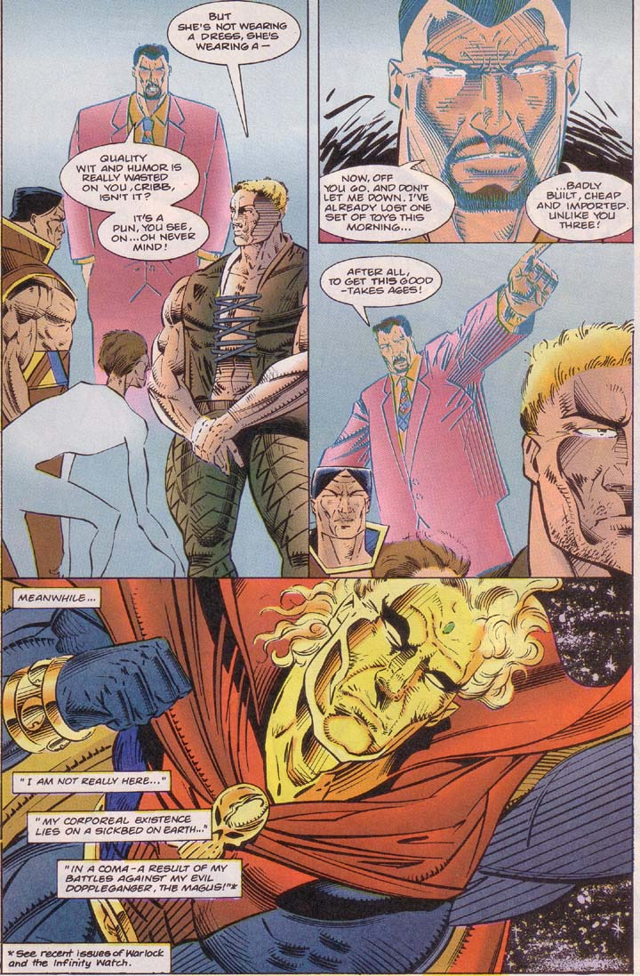 Read online Cyberspace 3000 comic -  Issue #7 - 4