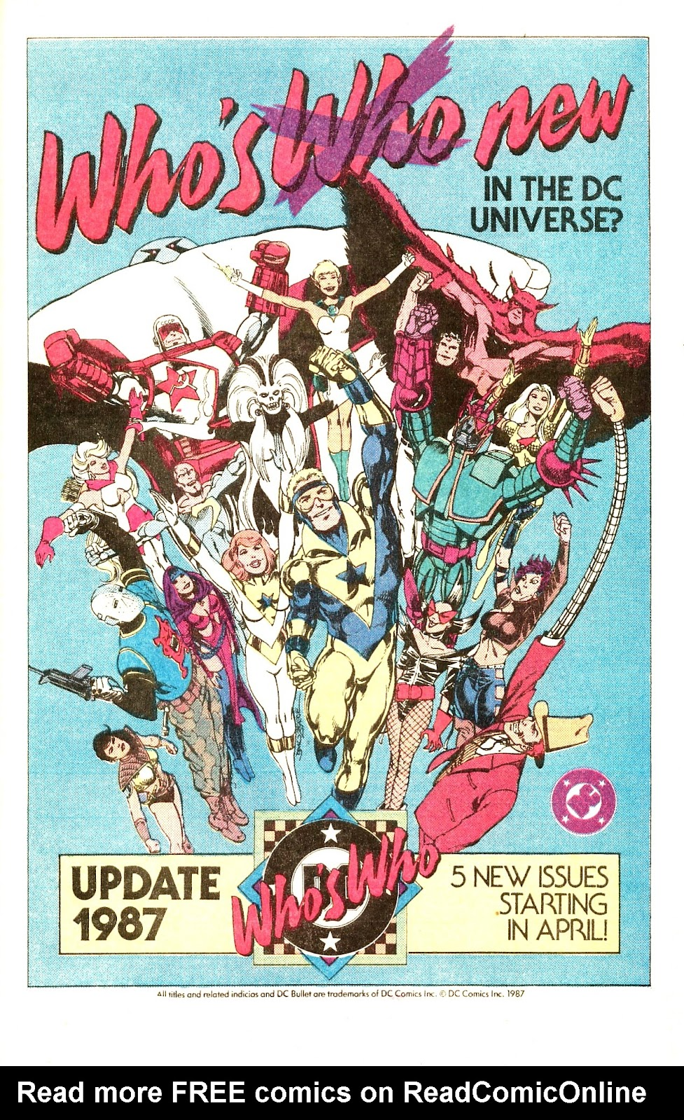 Infinity Inc. (1984) issue Special - Page 45