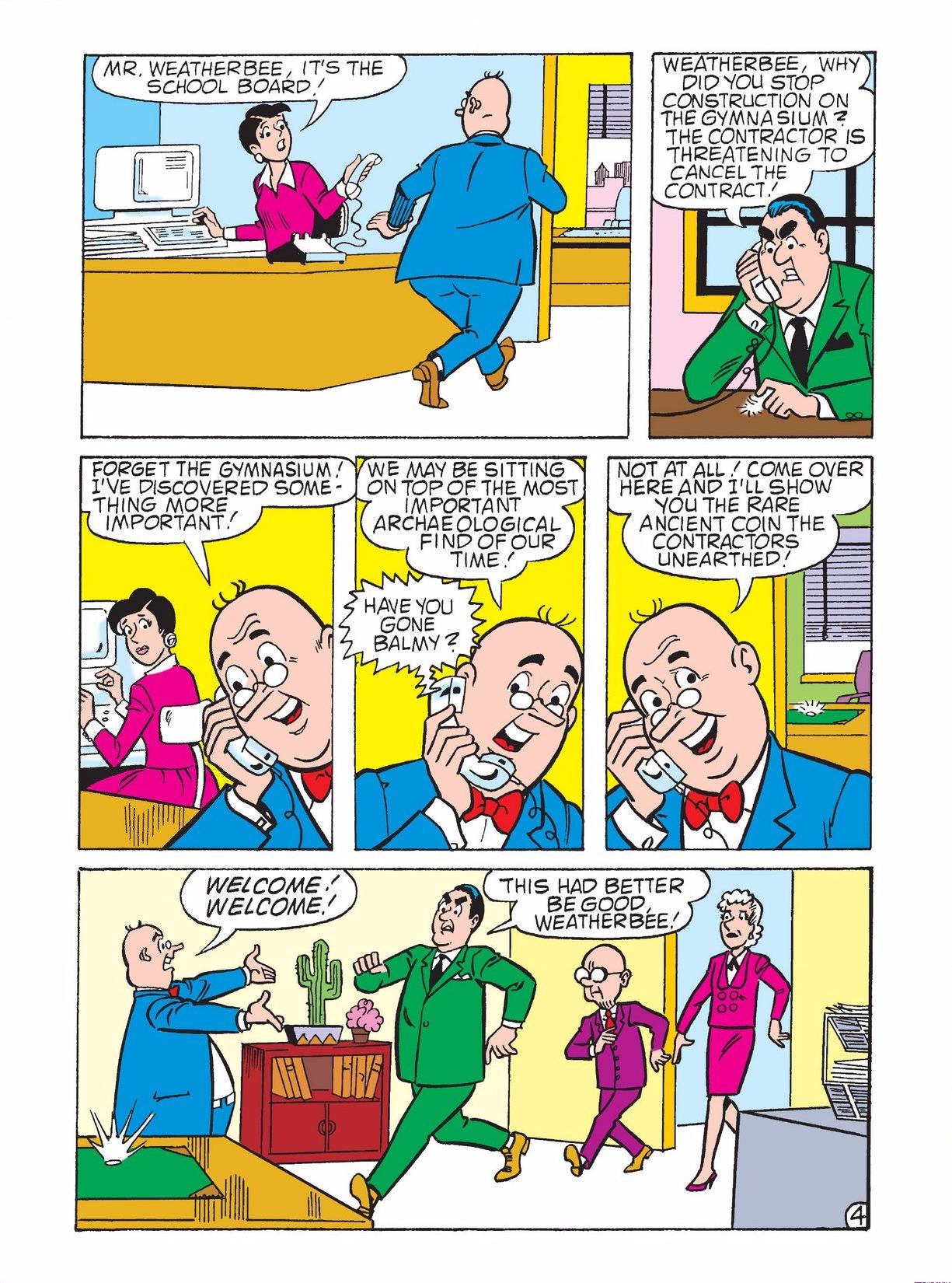 Read online Archie 1000 Page Comics Bonanza comic -  Issue #3 (Part 1) - 96