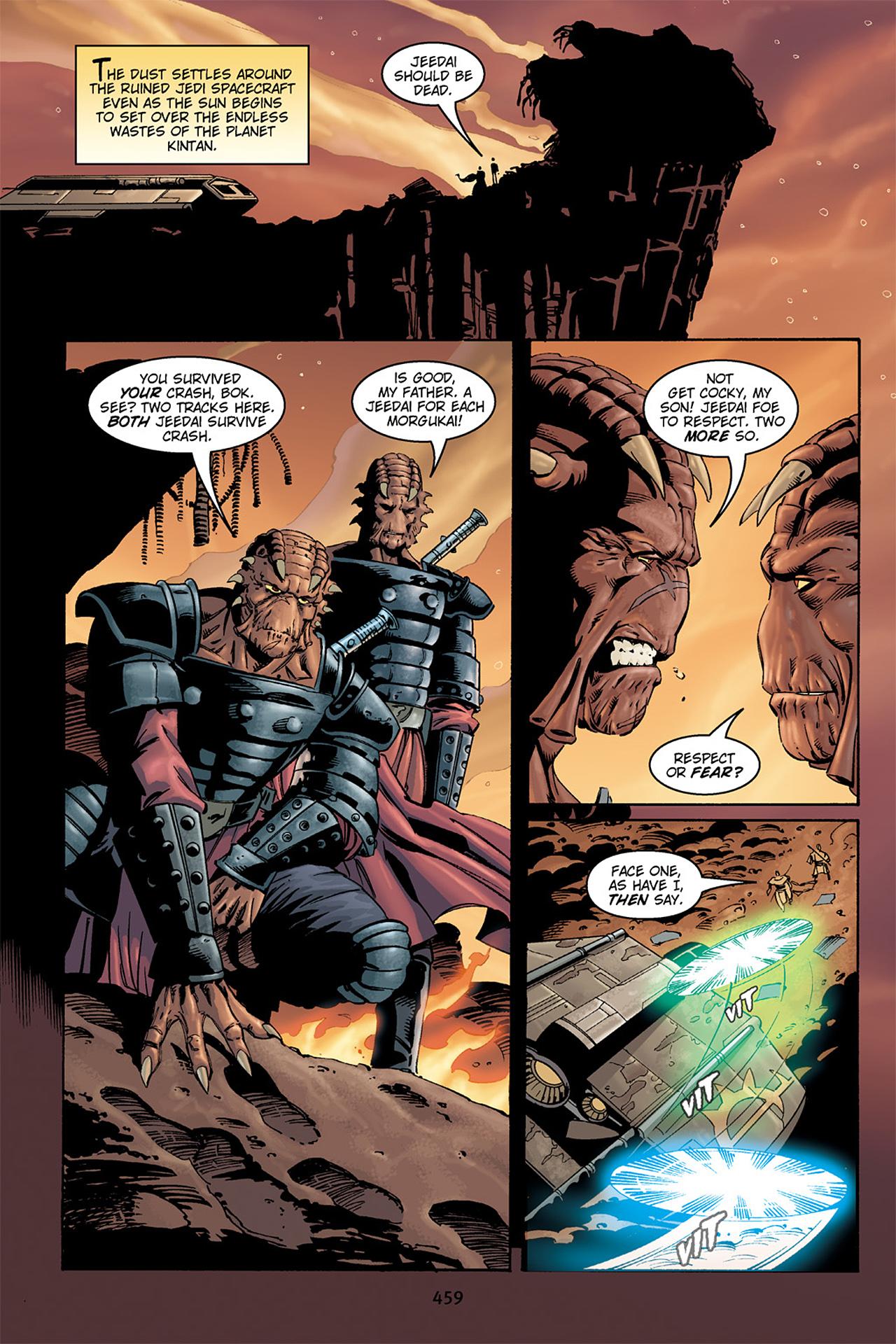 Read online Star Wars Omnibus comic -  Issue # Vol. 15.5 - 177