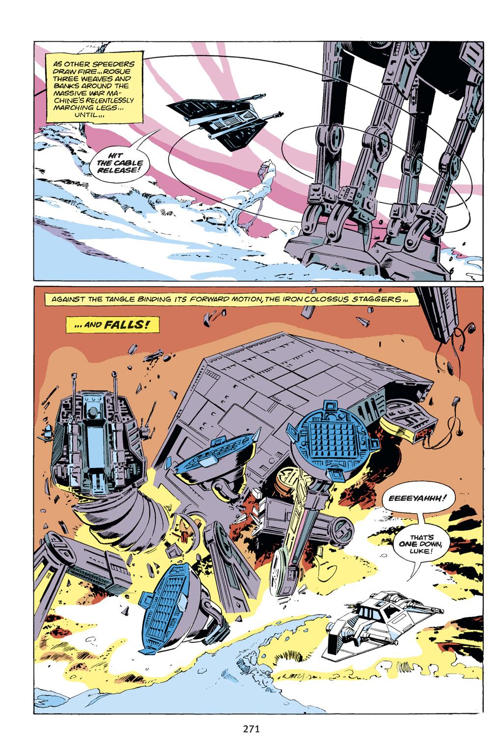 Read online Star Wars Omnibus comic -  Issue # Vol. 14 - 269