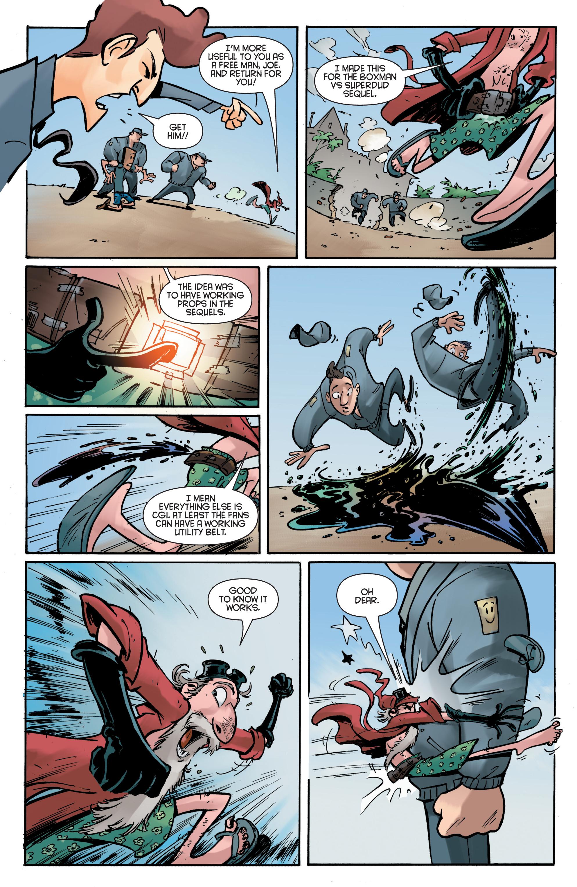 Read online Smosh comic -  Issue #5 - 20