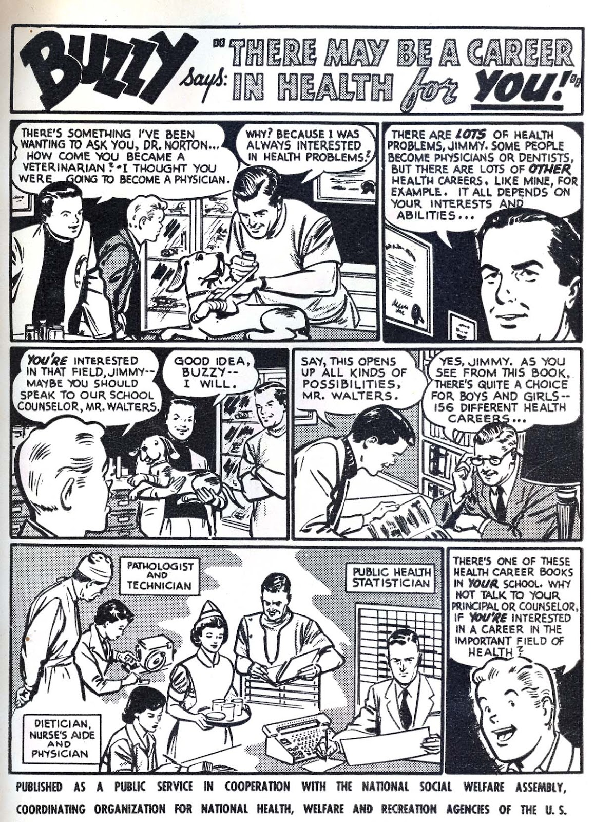 The Adventures of Bob Hope issue 33 - Page 35