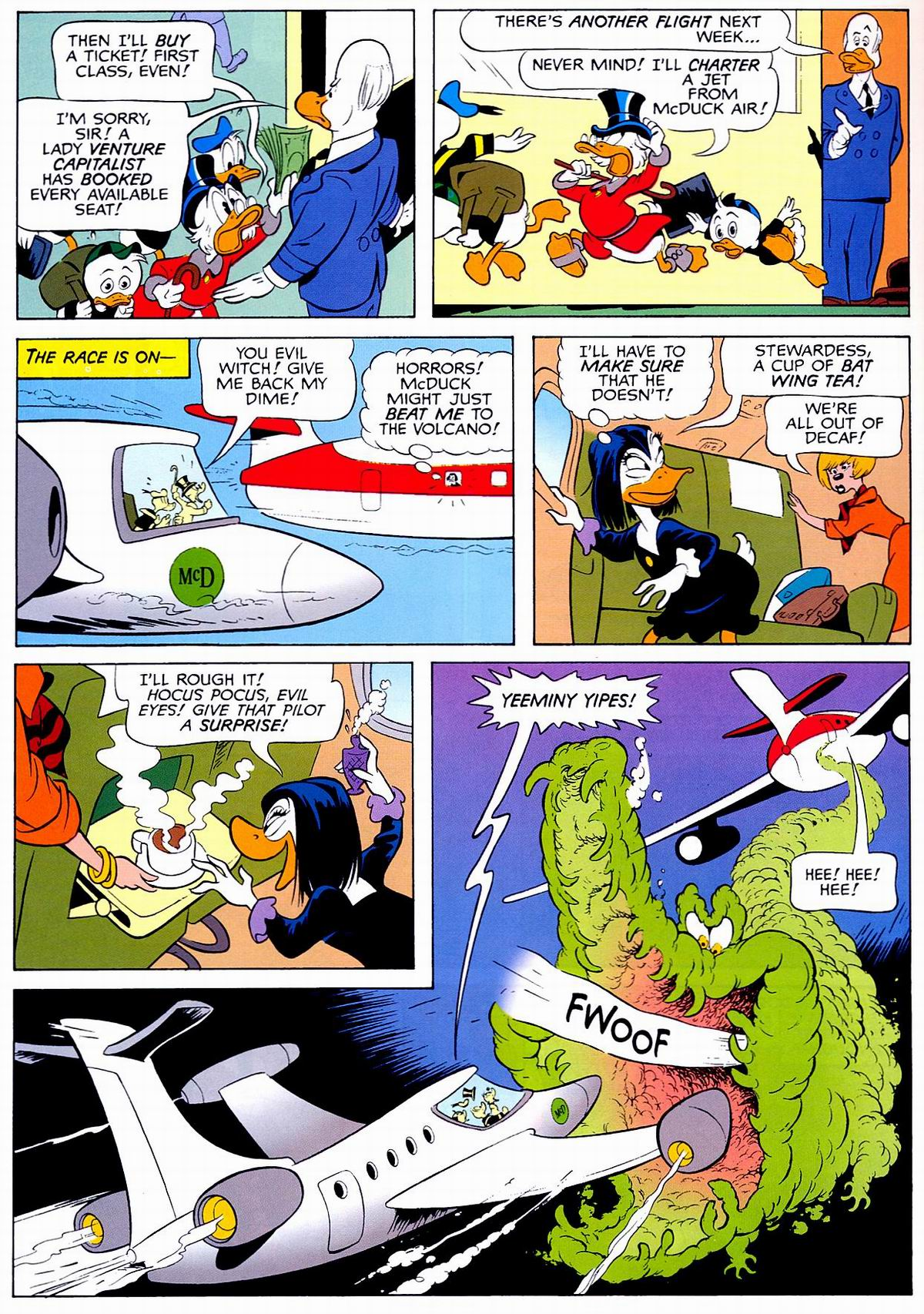 Read online Uncle Scrooge (1953) comic -  Issue #320 - 60