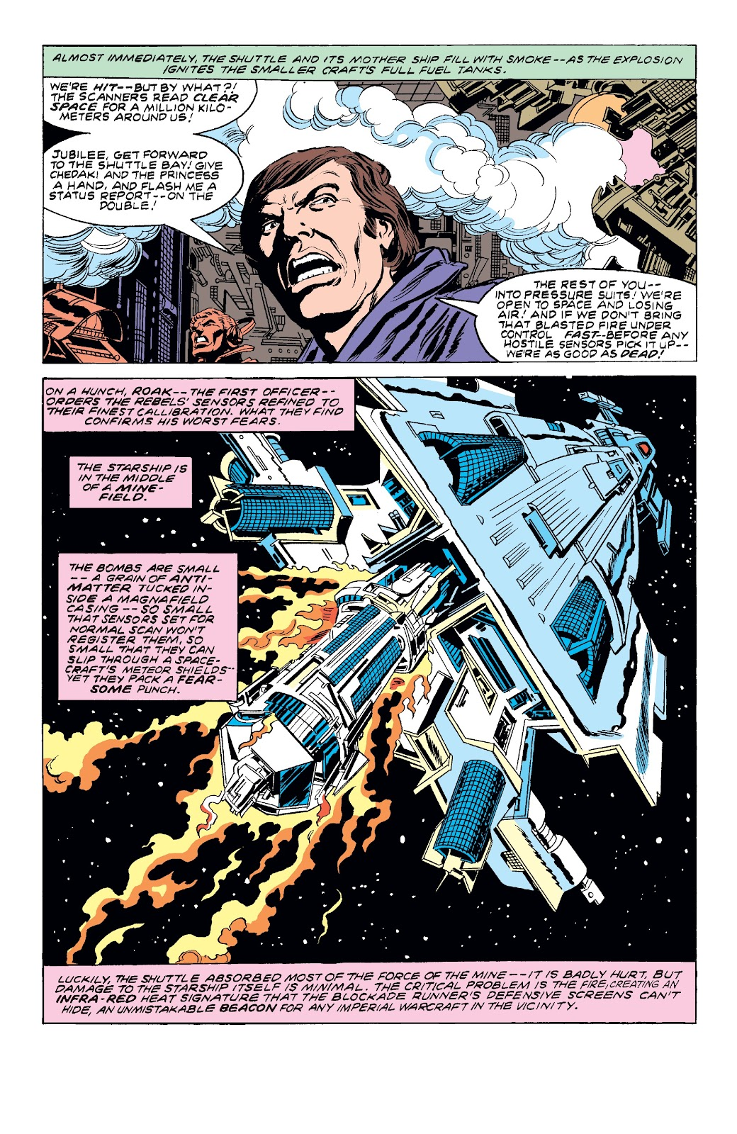 Read online Star Wars Legends: The Original Marvel Years - Epic Collection comic -  Issue # TPB 3 (Part 4) - 16