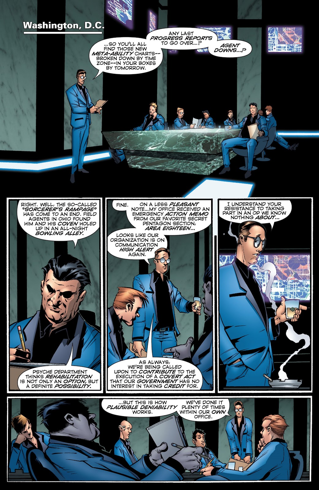 Wildcats Version 3.0 Issue #21 #21 - English 3