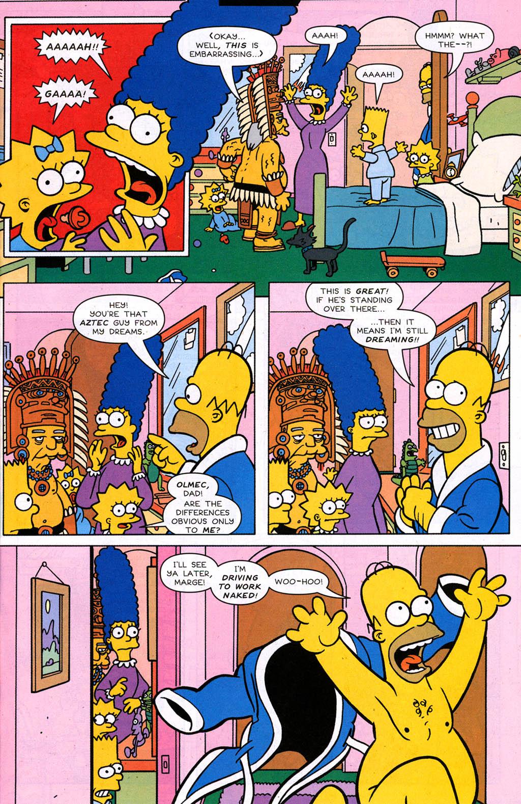 Read online Simpsons Comics comic -  Issue #98 - 8