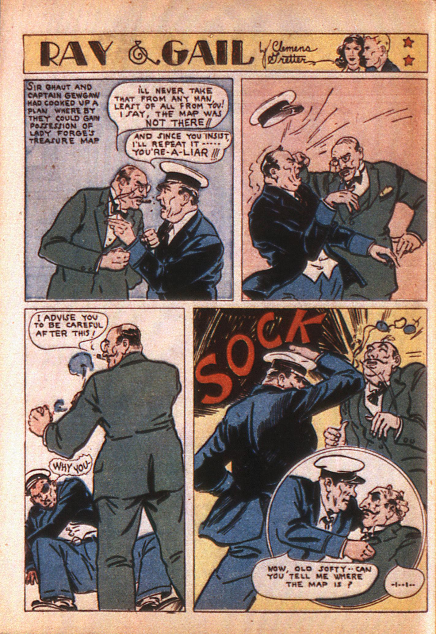 Read online Adventure Comics (1938) comic -  Issue #8 - 57