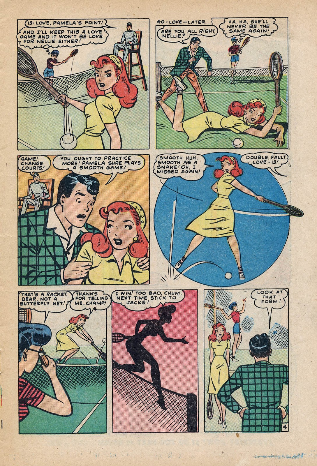 Nellie The Nurse (1945) issue 27 - Page 13