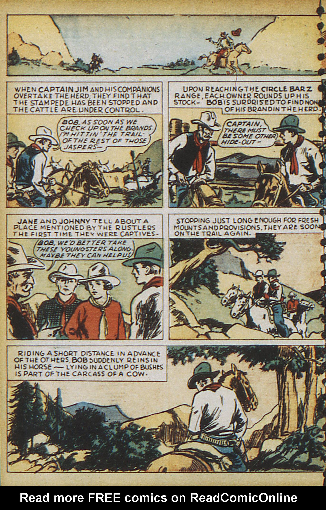 Read online Adventure Comics (1938) comic -  Issue #15 - 4