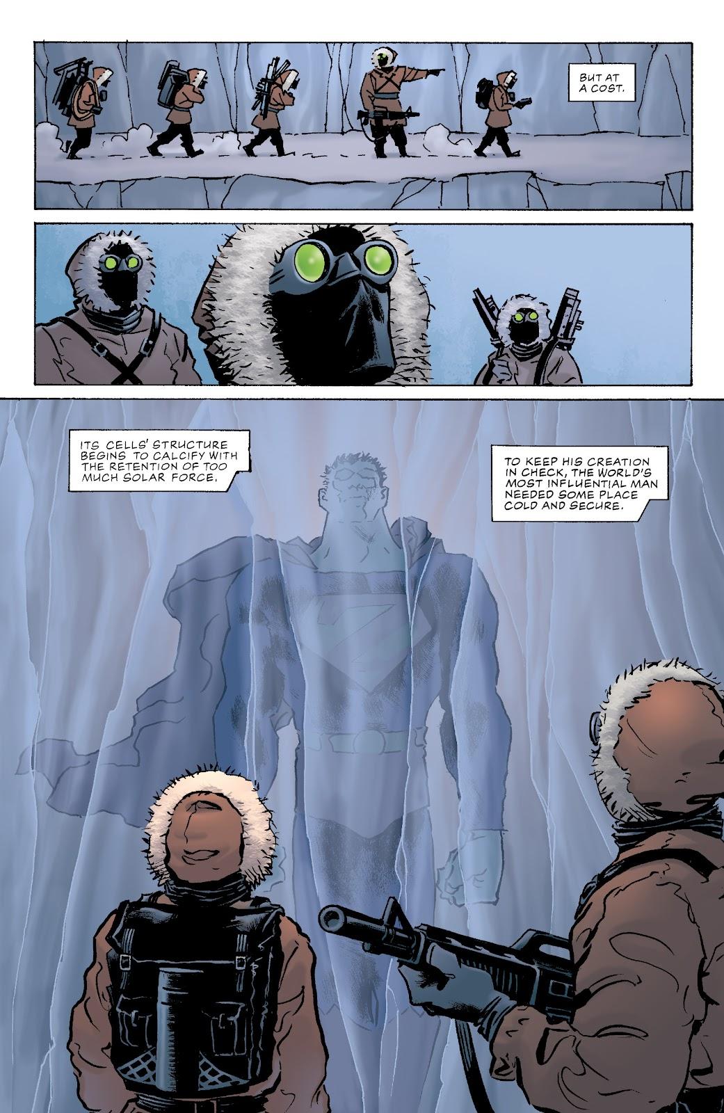Batman/Superman/Wonder Woman: Trinity issue 1 - Page 16